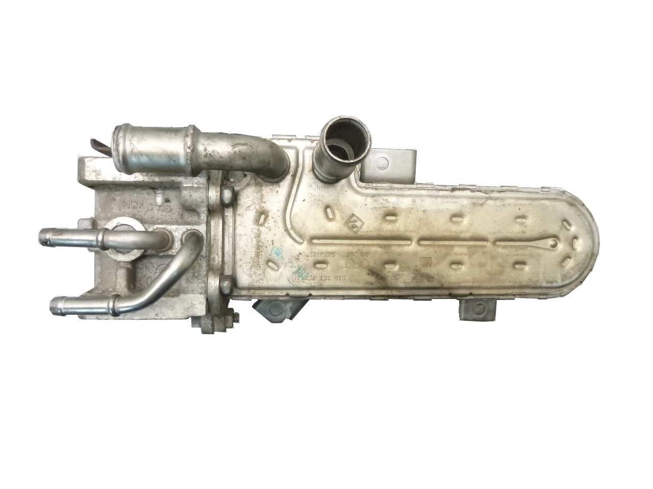 Abgaskühler AGR Audi Skoda VW 1,9 TDI 038131513AD 038131512H 038131513D