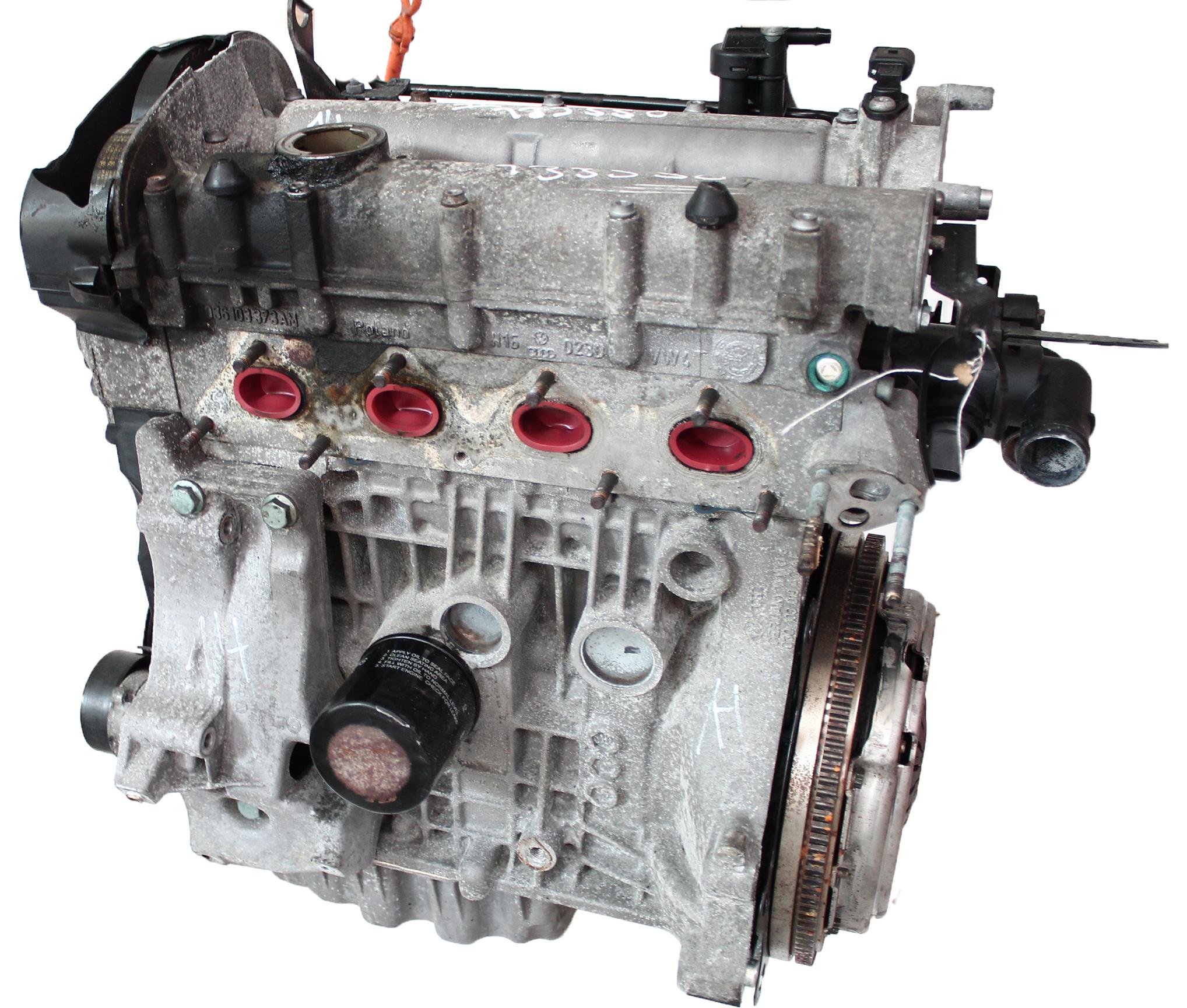 Motor 2006 mit Anbauteilen Seat Skoda VW 1,4 16V BBZ