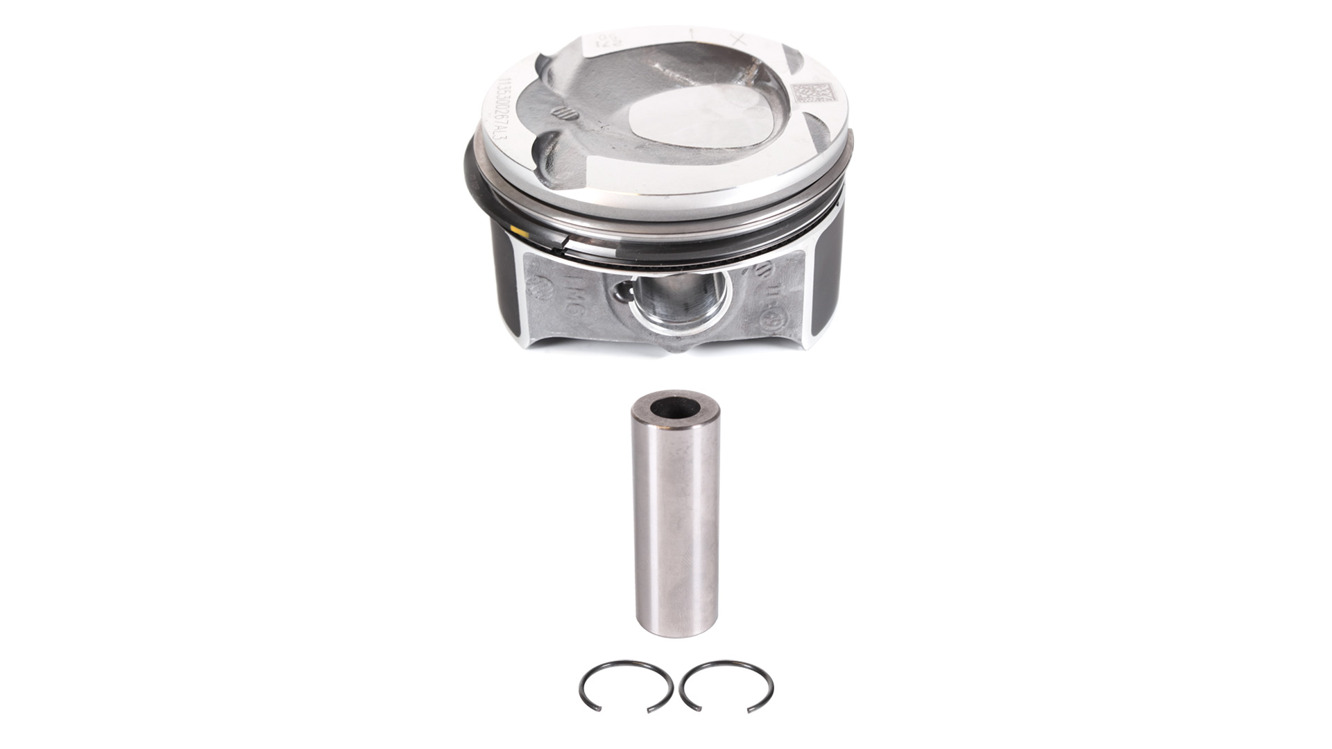 Piston for Mercedes-Benz W204 SLK 1.8 Compressor 271 271.820 271.861 NEW