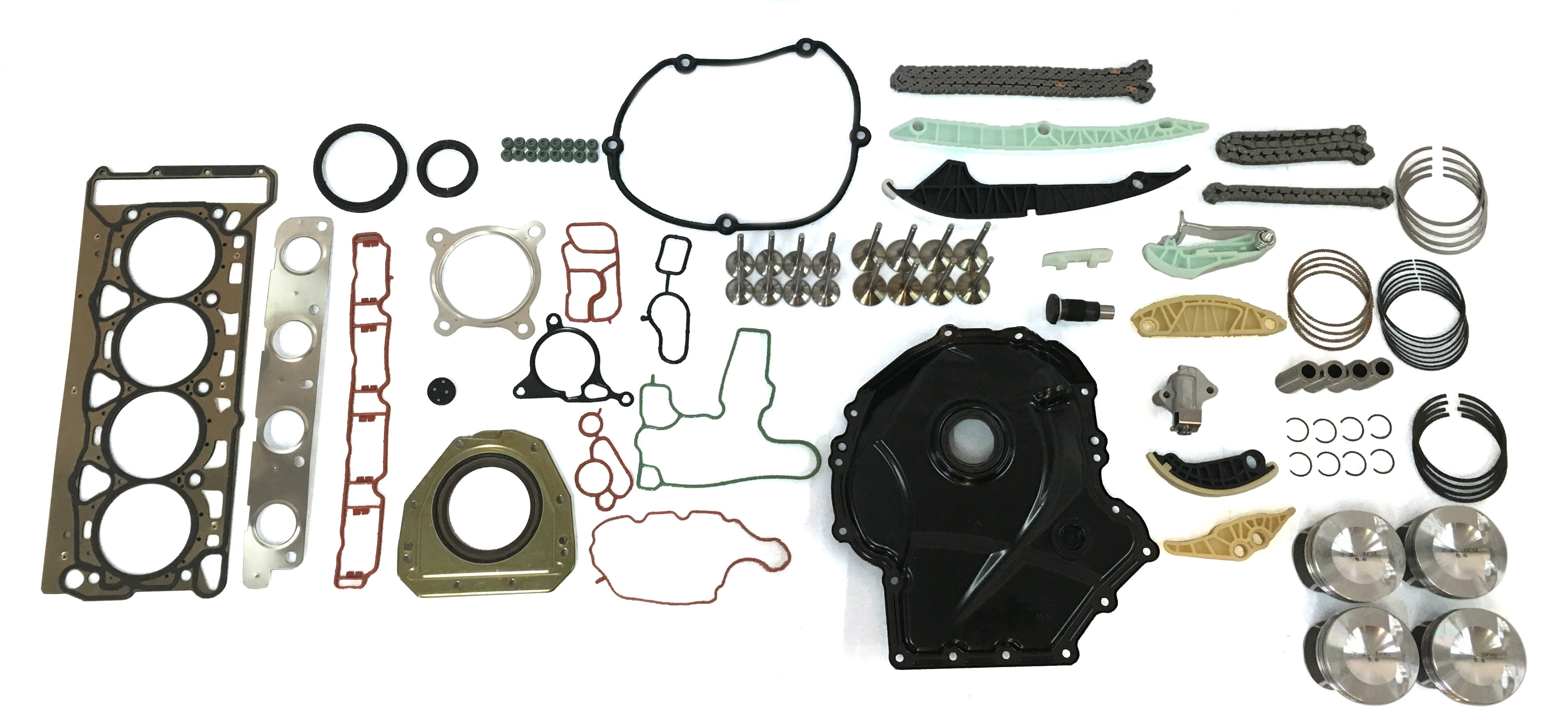 Joint de culasse kit de Joints de VW Audi Seat Skoda 2,0 TSI TSI CAE CAEB NOUVEAU