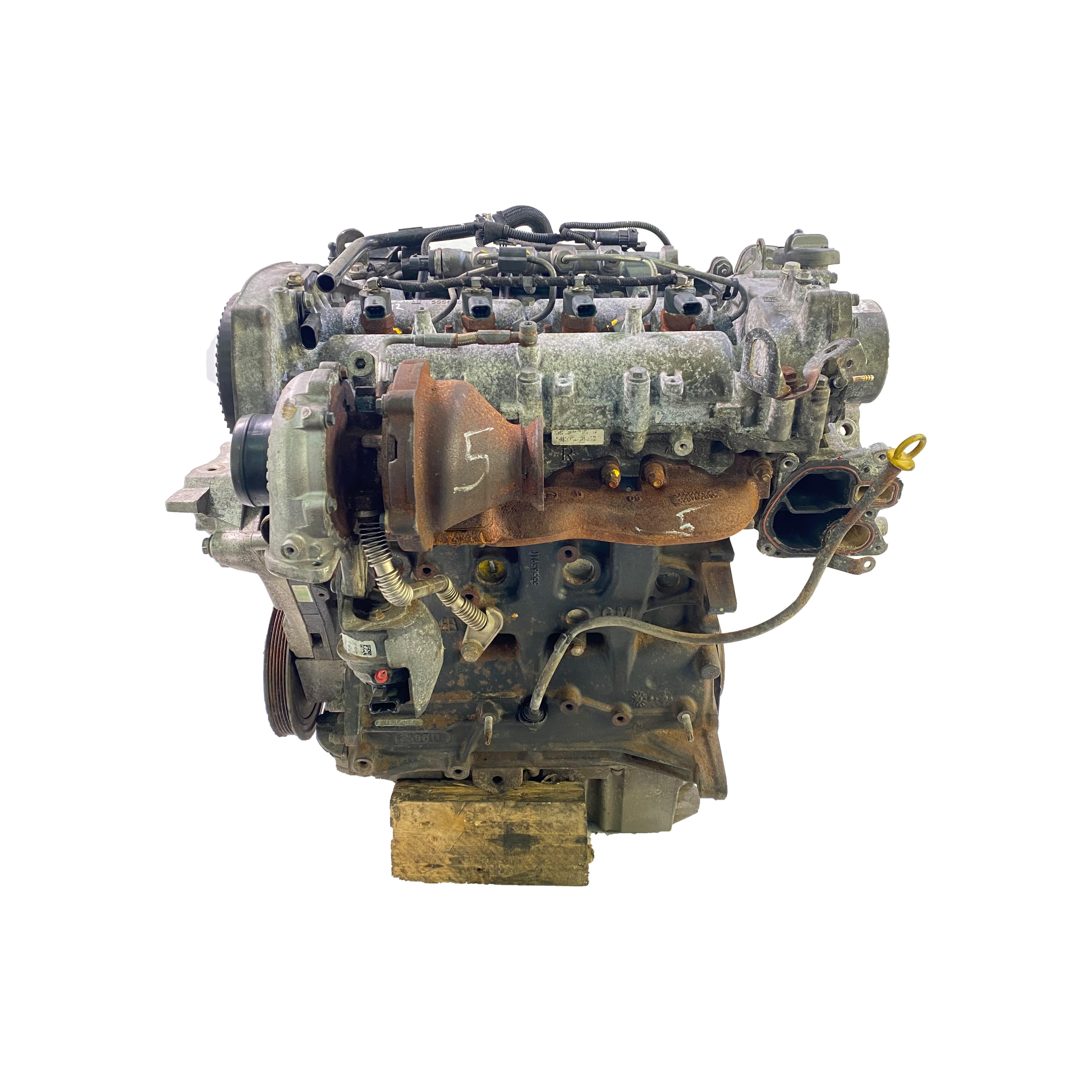 Motor für Opel Vauxhall Insignia A 2,0 CDTI A20DTH A20