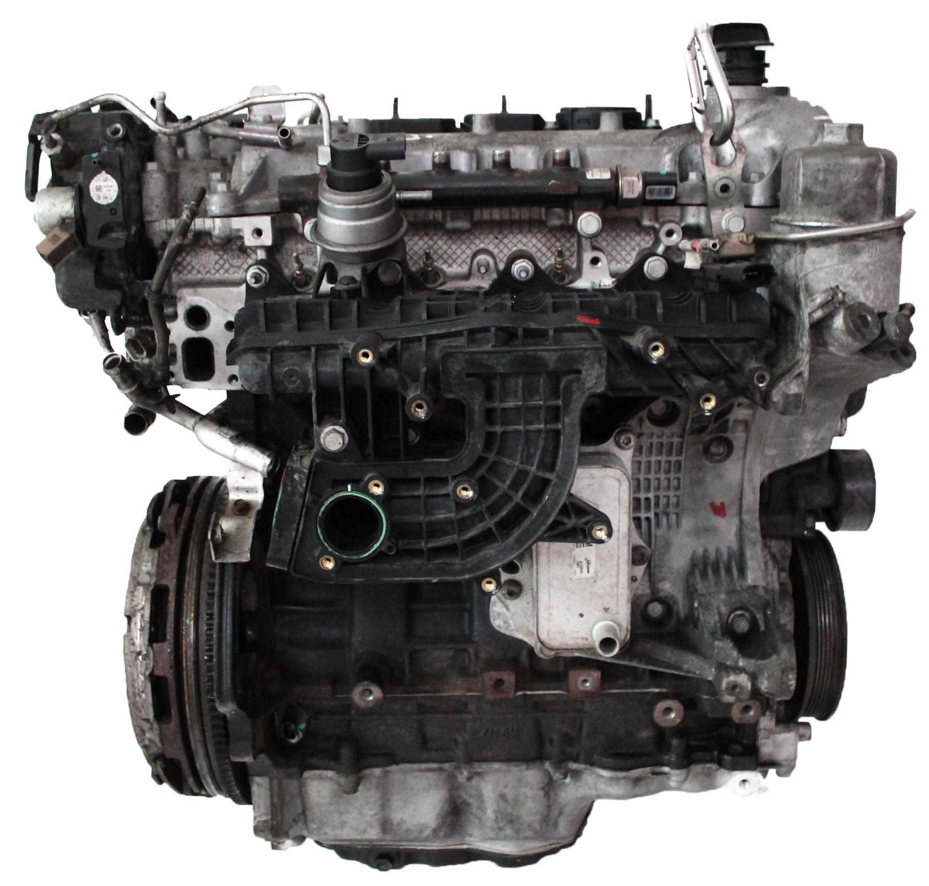 Motor 2012 Chevrolet Captiva 2,2 D Diesel Z22D1 Z22 mit Anbauteilen