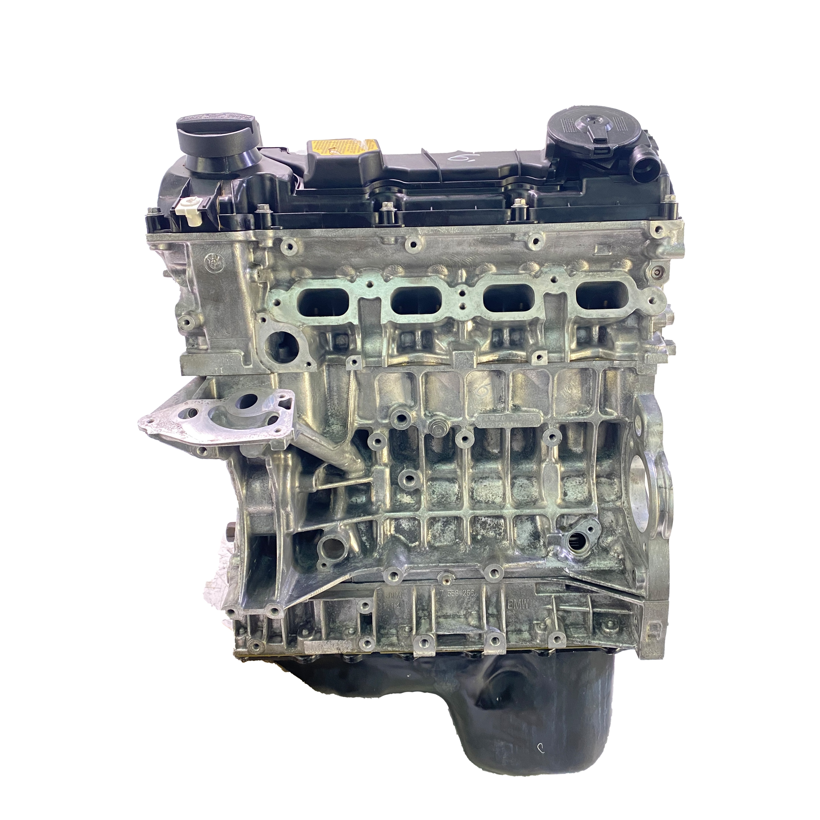 Motor Überholt Kolben Kettensatz NEU für BMW 3er E90 E91 E93 2,0 i N43 N43B20A