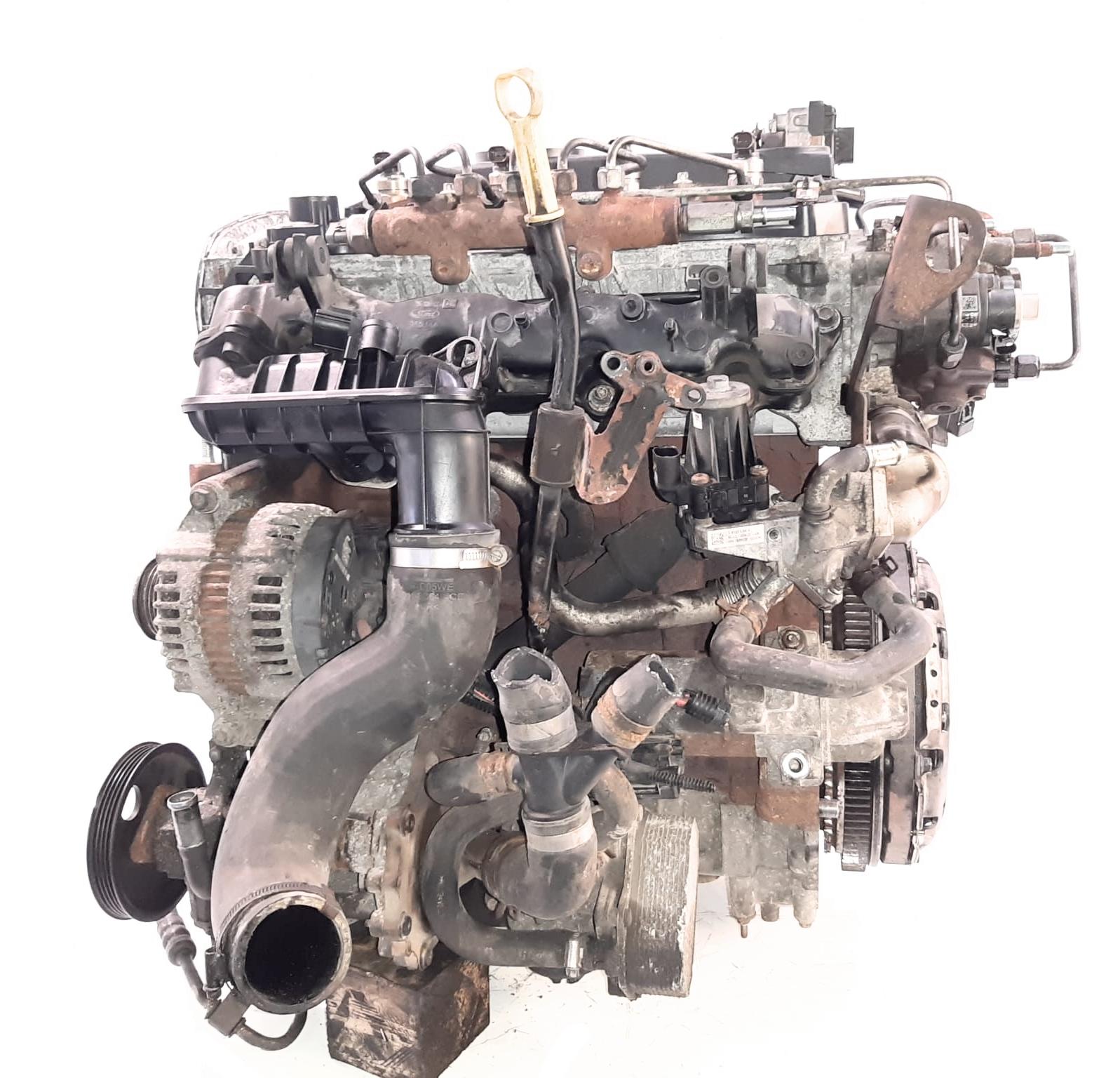 Motor mit Anbauteilen für Ford Transit 2,2 TDCI PGFA 140 PS