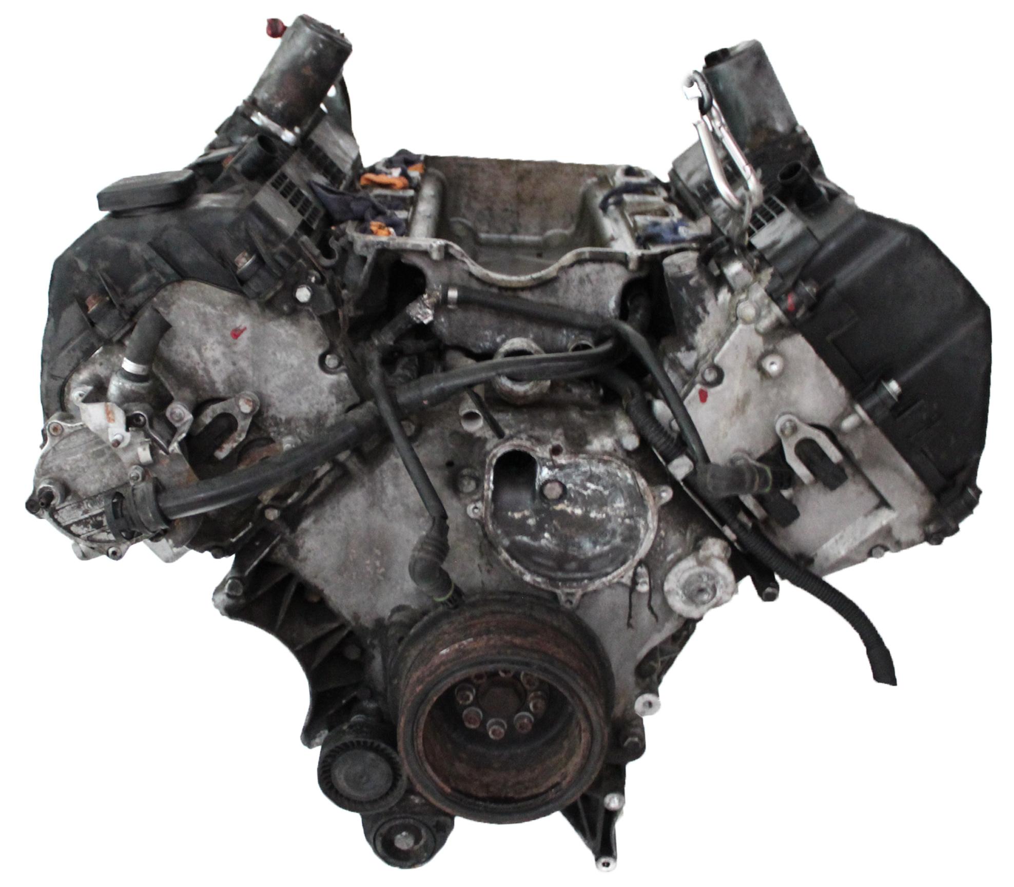 Motor 2002 BMW 7er E65 E66 E67 735 i il 3,6 Benzin N62B36A N62 mit Anbauteilen