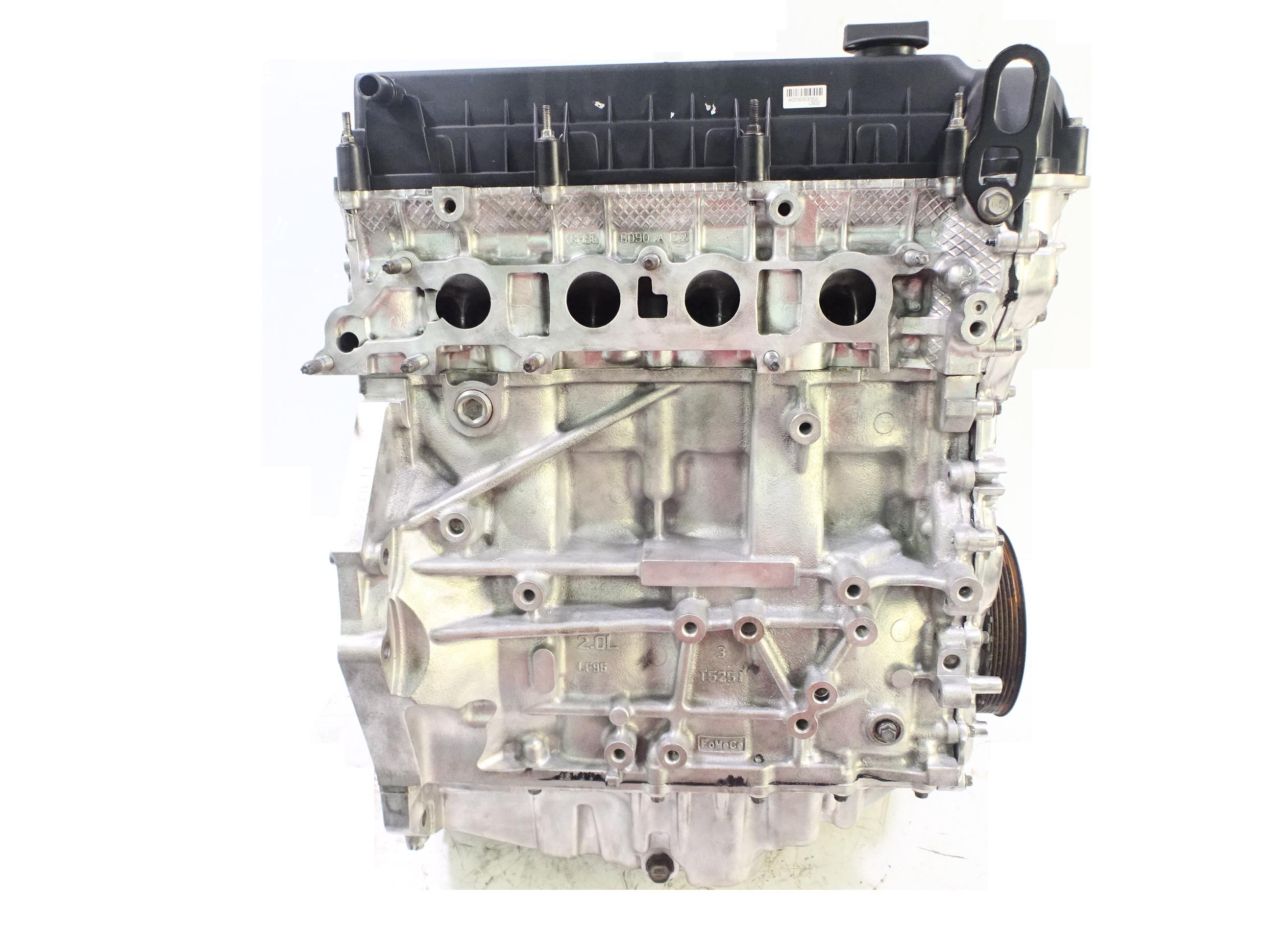 Motor 2007 Mazda 6 GG GY 2,0 LF LFF7 147 PS Kolben Dichtung NEU Kopf geplant
