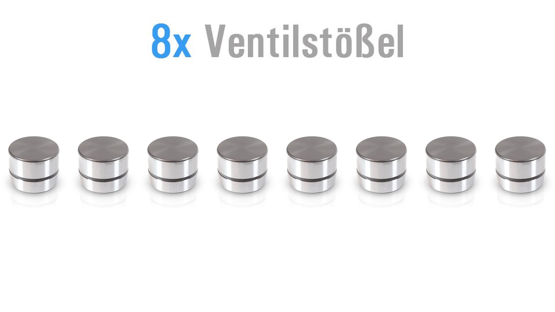 8x Ventilstößel Hydrostössel Skoda VW 1,4 TDI BNV BMS BNM BAY 038109309C NEU