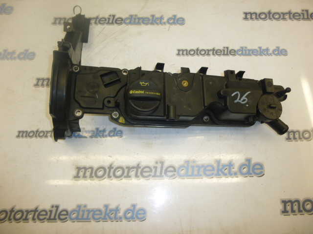 Ventildeckel Ford Fiesta 1,6 TDCi UBJA 9689112980
