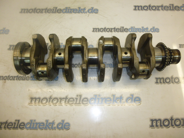 Crankshaft Ford Transit FA FM FB 2,0 F3FA
