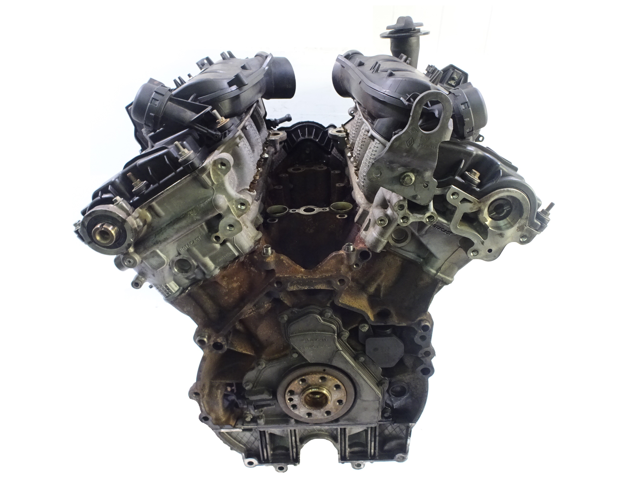 Motor 2008 Citroen Peugeot C5 C6 407 2,7 HDi Diesel UHZ DT17TED4 204 PS