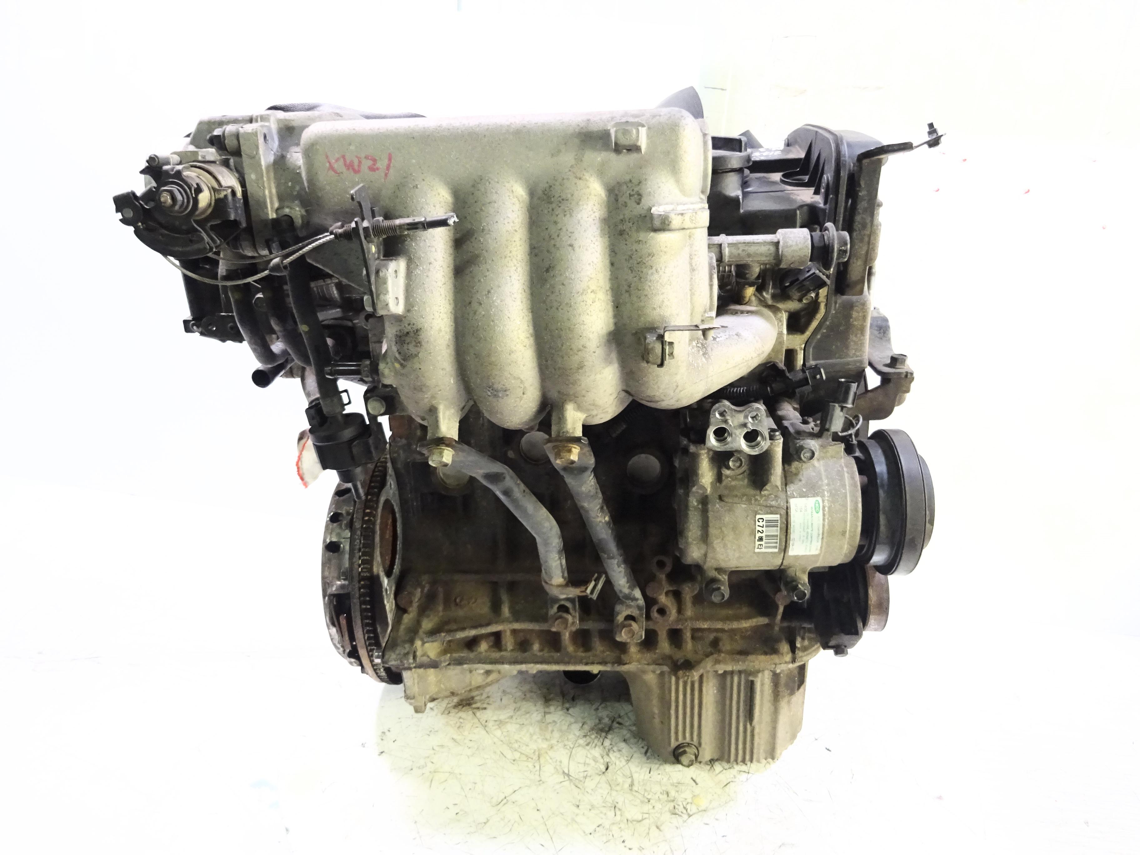Motor für Hyundai Coupe MK2 FL GK 2,0 Benzin G4GC