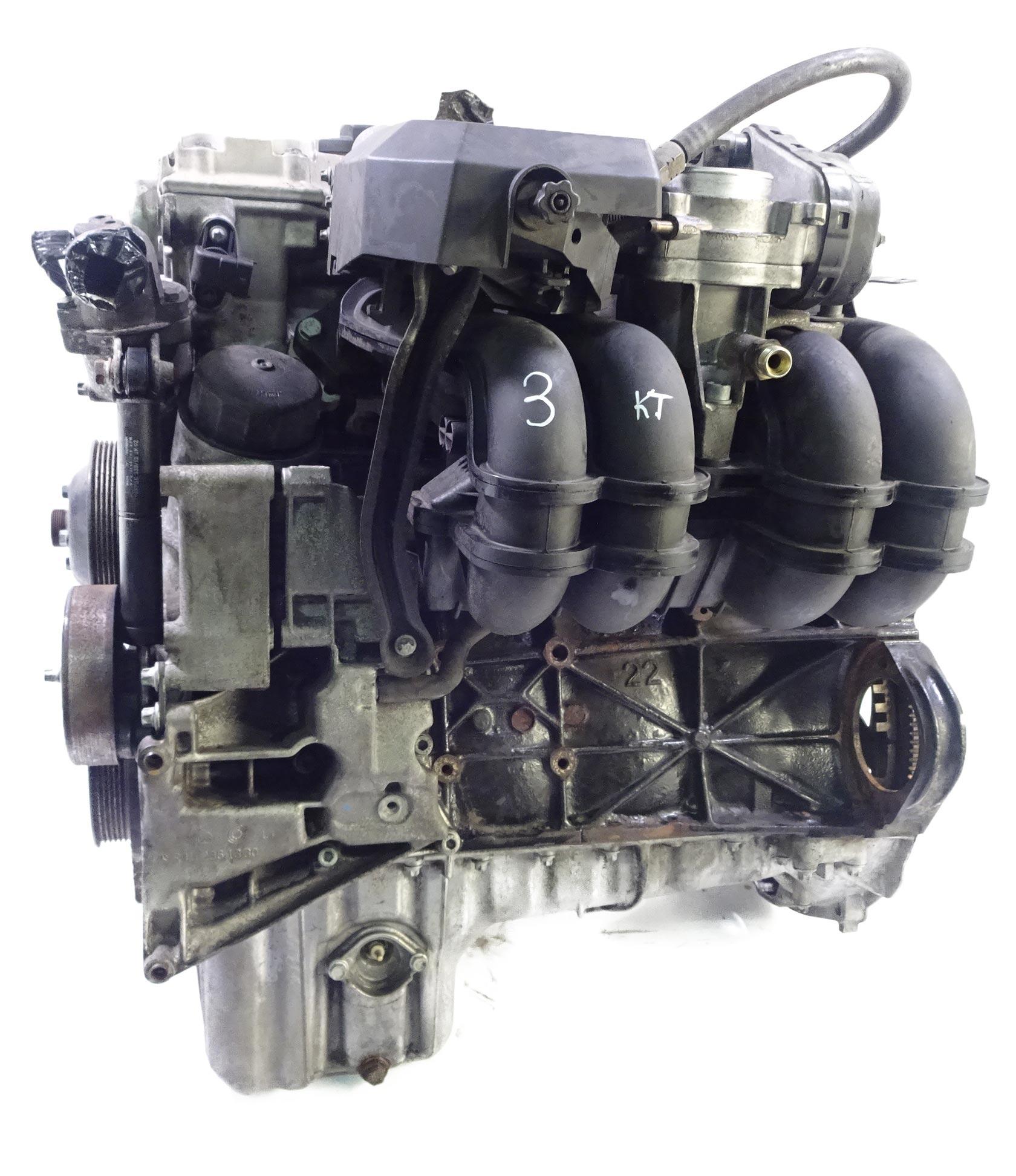 Motor 1998 Mercedes Benz CLK C208 C-Klasse W202 S202 2,0 111.945 M111