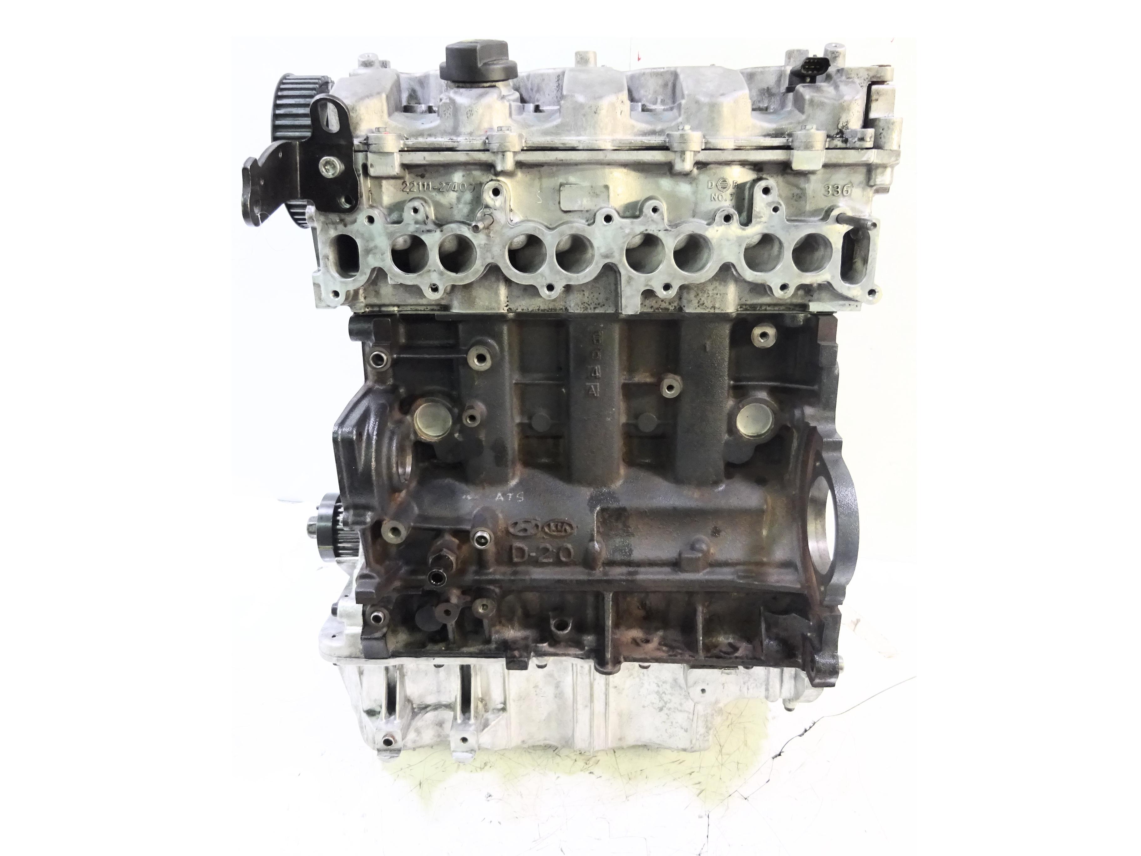 Motor 2007 Kia Hyundai i30 Santa Fe 2,0 CRDi D4EA Kopf geplant Dichtung NEU