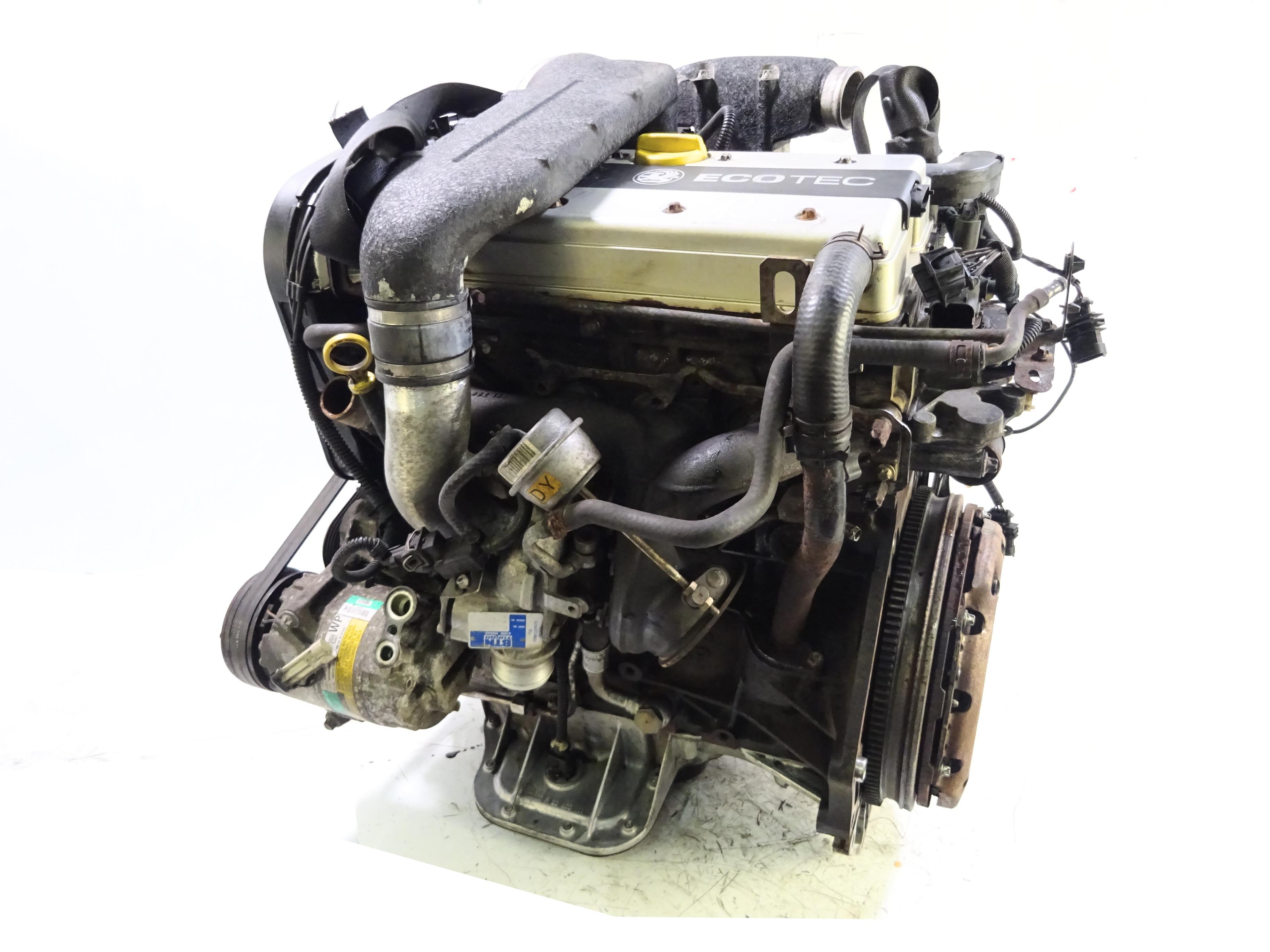 Motor 2006 für Opel Astra H 2,0 T Turbo Z20LER Z20