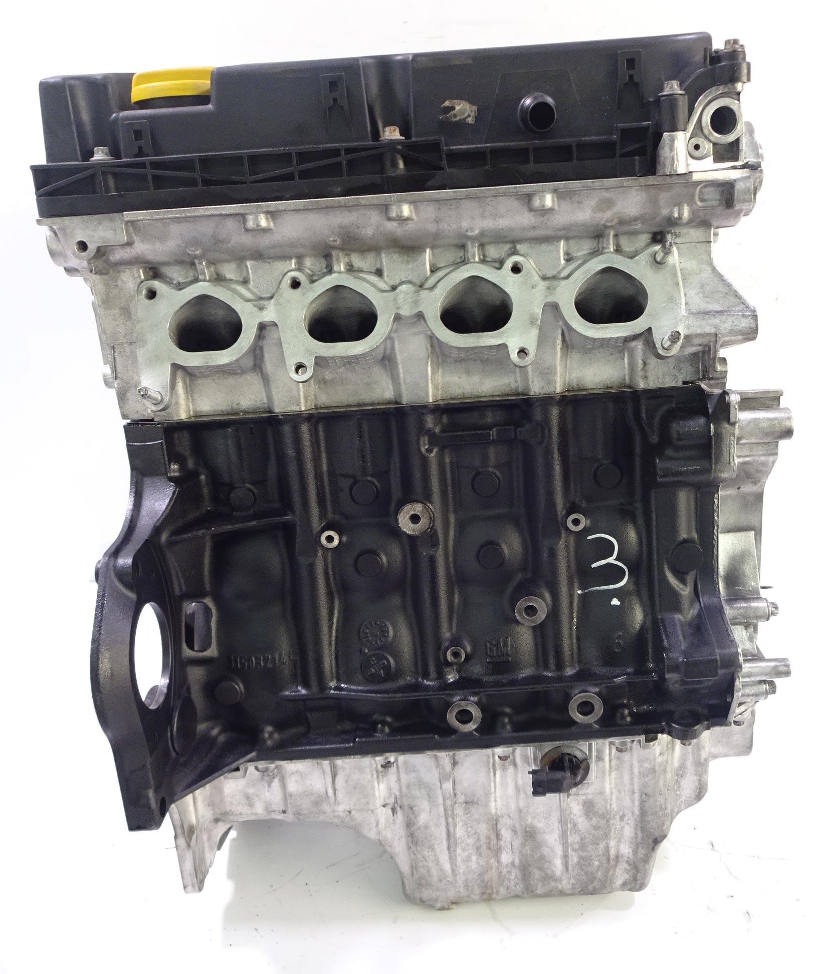 Motor 2010 Opel Corsa D 1,6 Turbo Benzin Z16LER Z16 192 PS