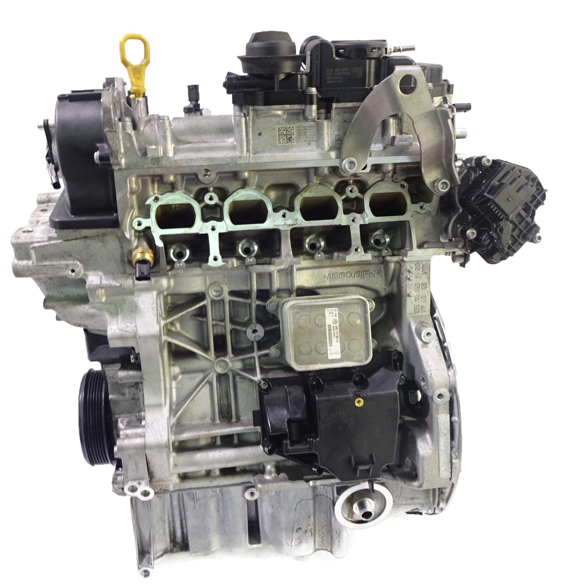 Motor 2018 Seat VW Leon Golf Tiguan 1,5 TSI Benzin DAC DACA