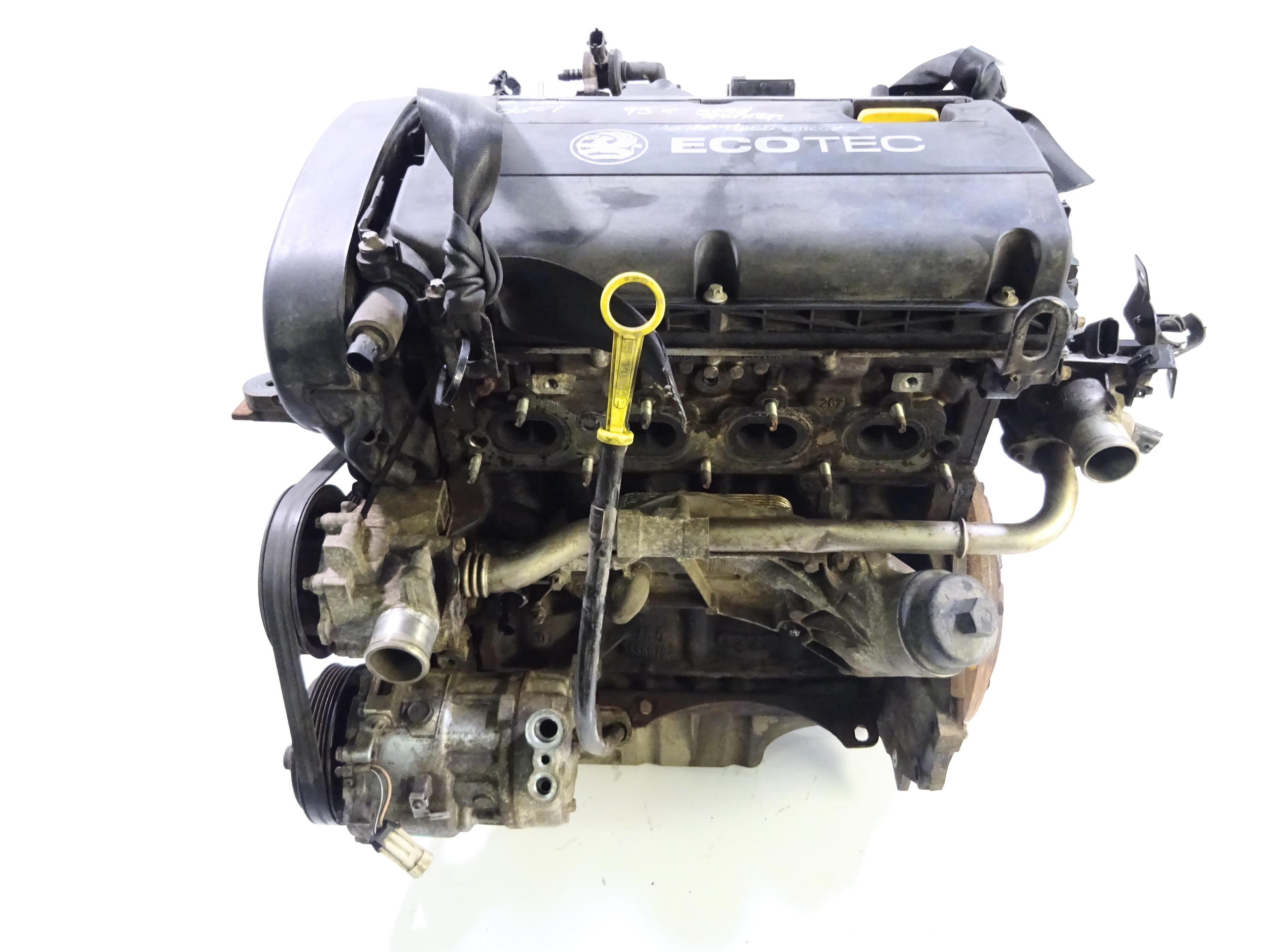 Motor für Opel Vauxhall Vectra C 1,8 Z18XER Z18 140 PS