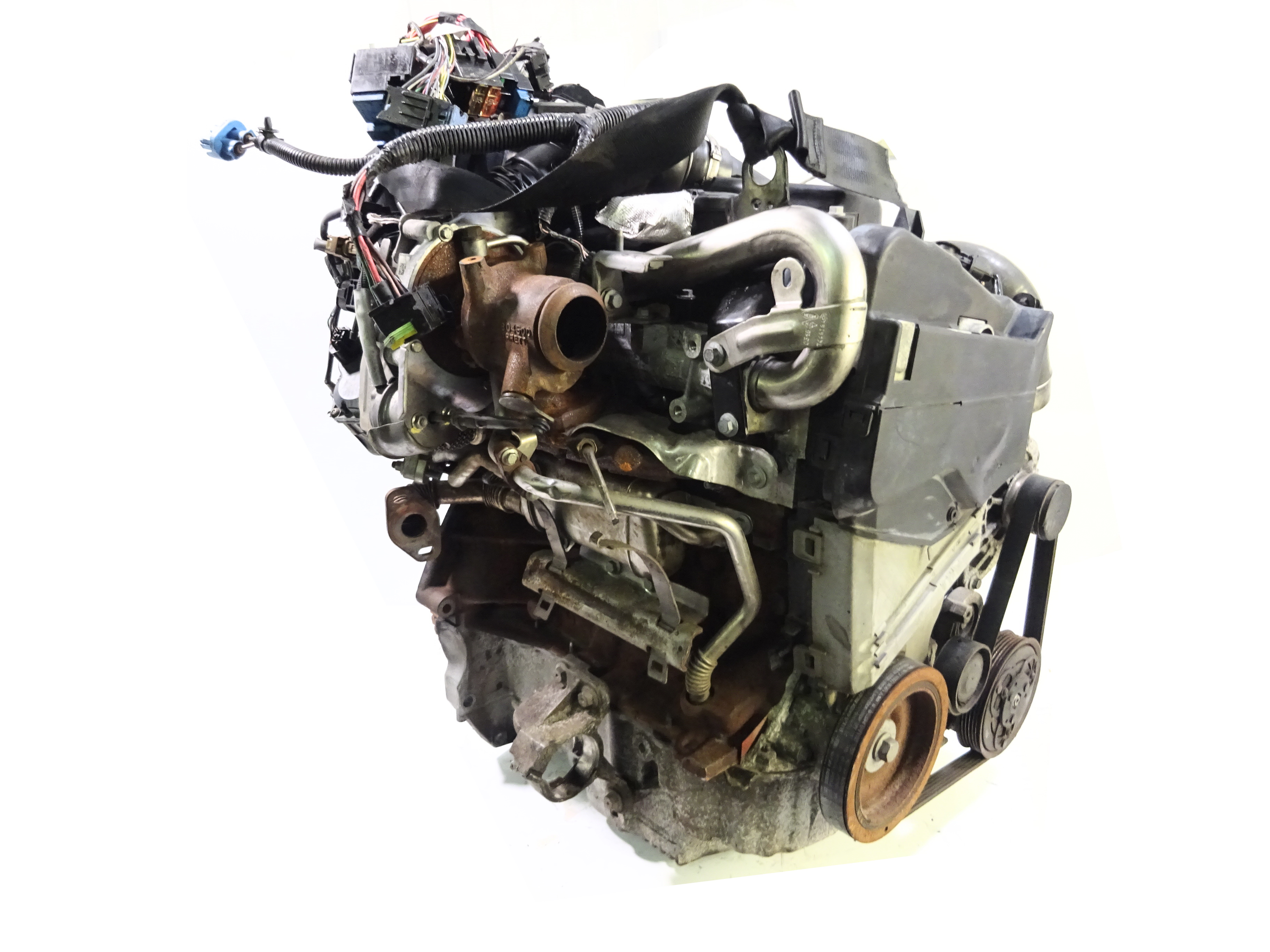 Motor für Renault Clio IV 1,5 dCi Diesel K9K608 K9K 90 PS