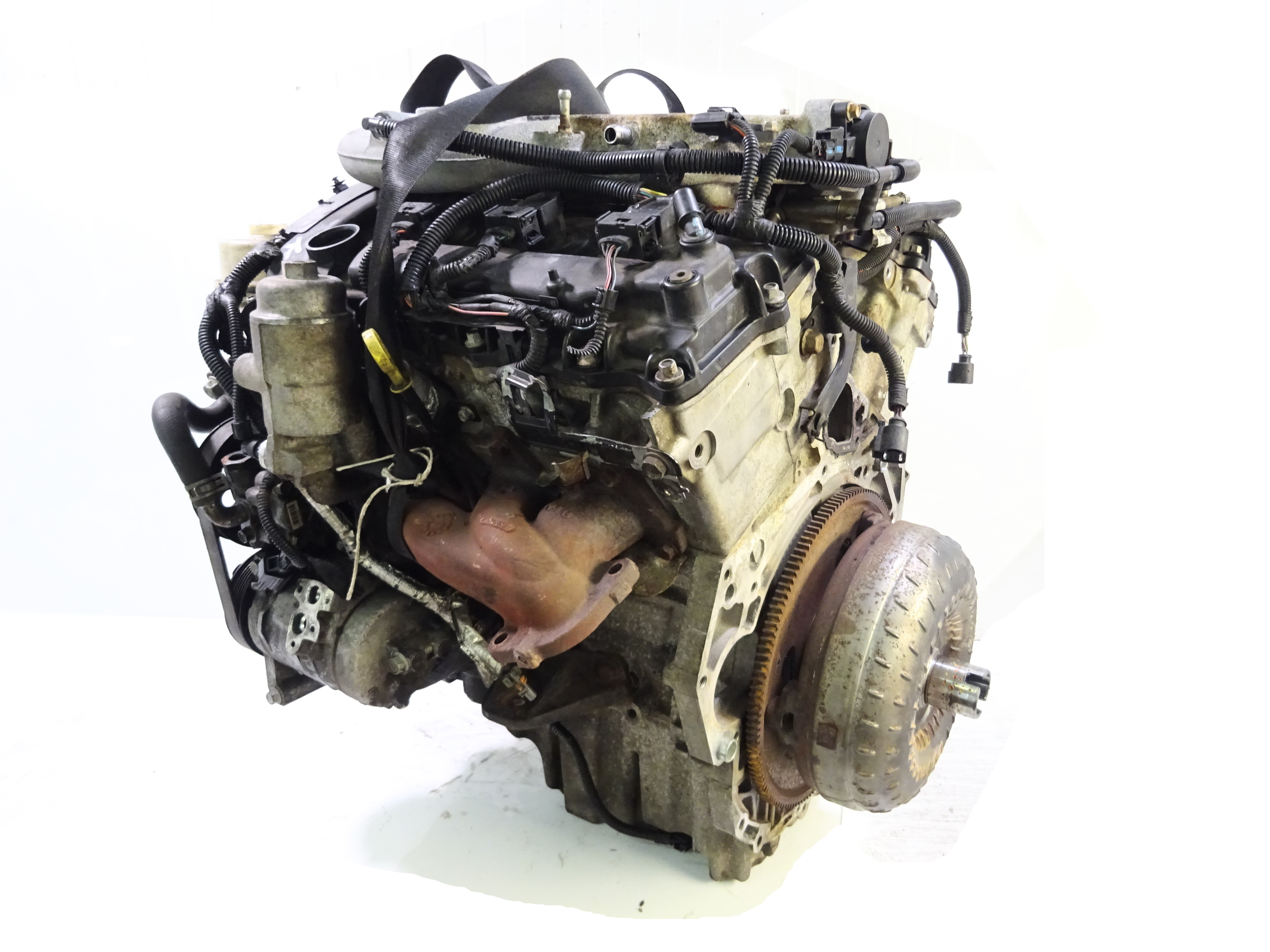 Motor 2005 für Cadillac CTS V6 2,8 Benzin LP1 94.000 KM