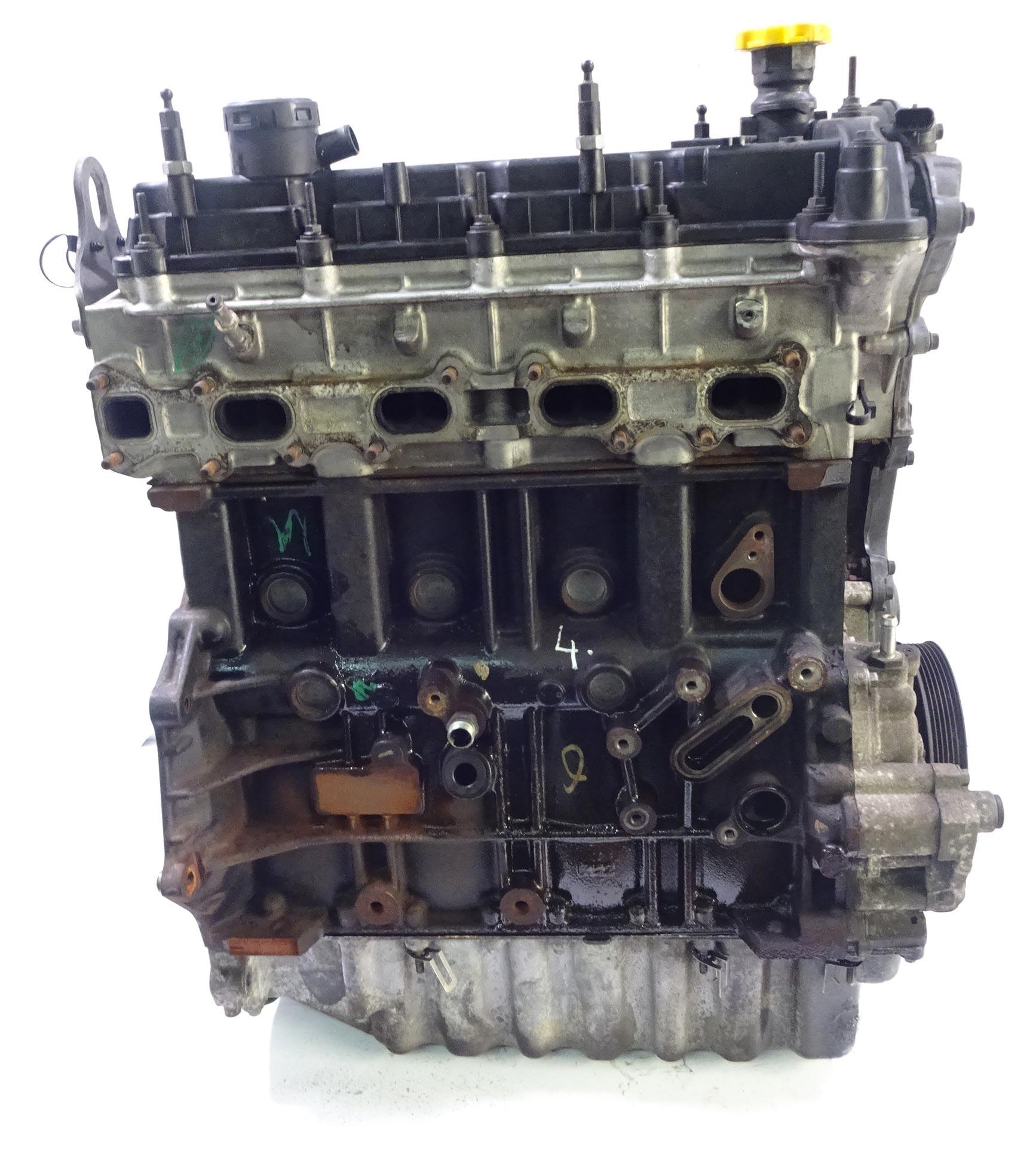 Motor 2009 Chrysler 2,8 CRD Diesel VM64 VM64C 163 PS