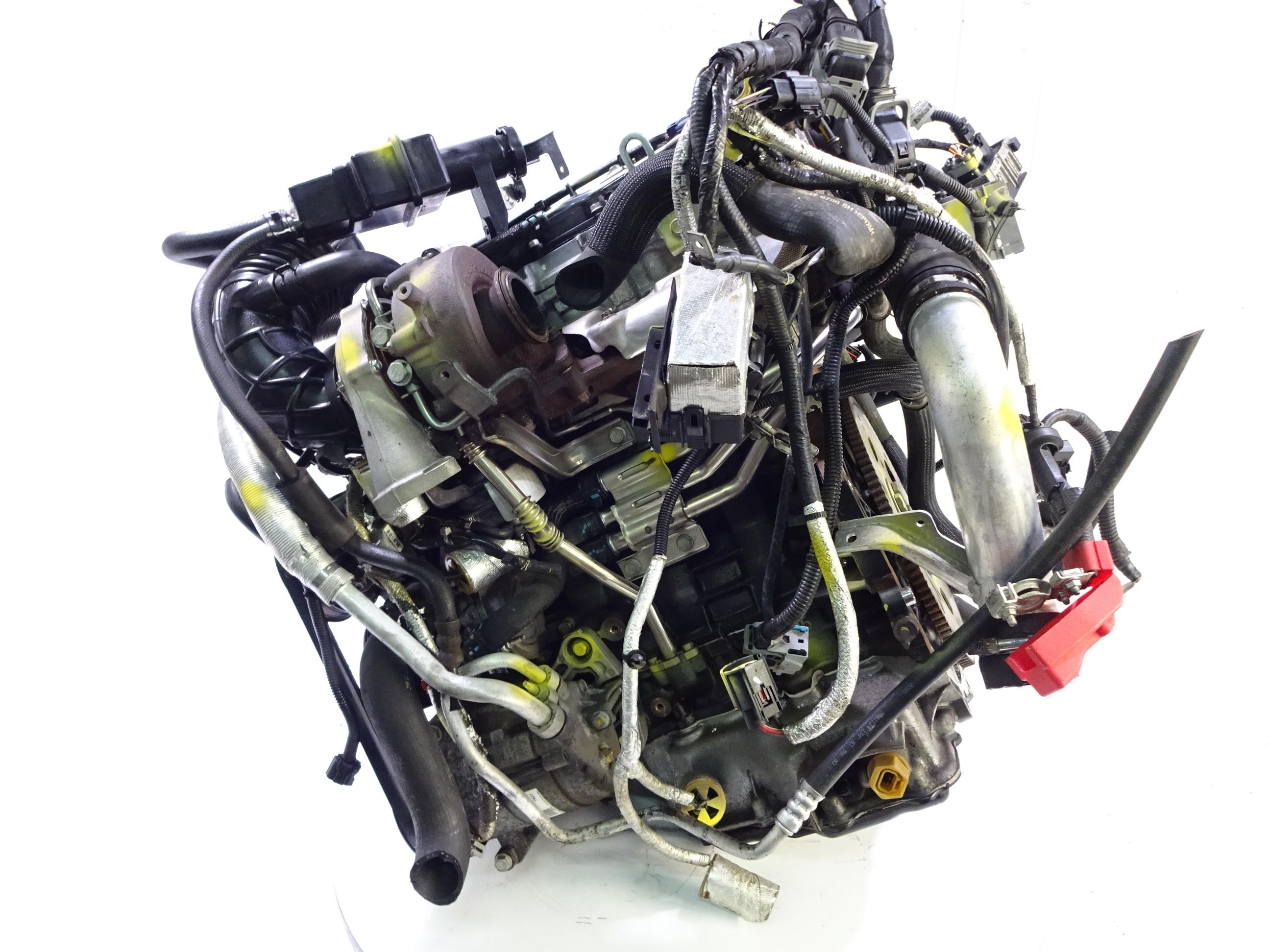 Motor 2014 Chevrolet Opel Captiva Antara 2,2 D Z22D1 A22DMH mit Anbauteilen