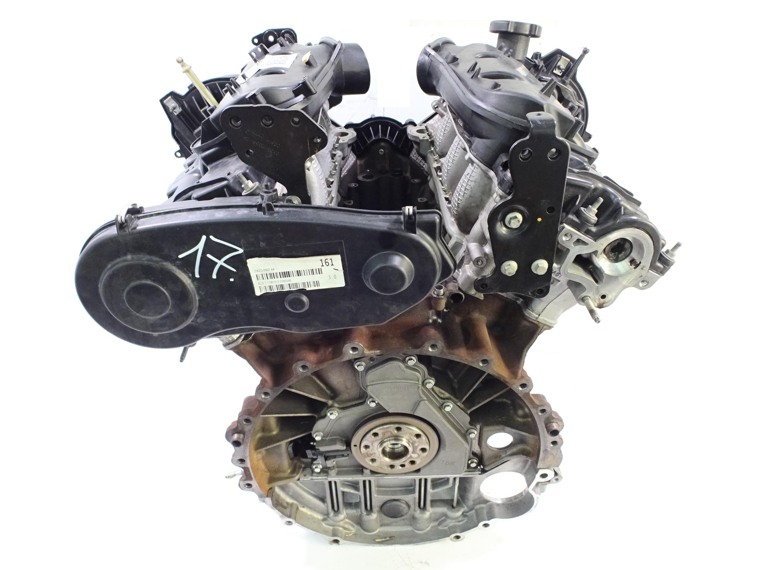Motor 2014 Jaguar XF X250 Land Rover 3,0 D Diesel 306DT | eBay