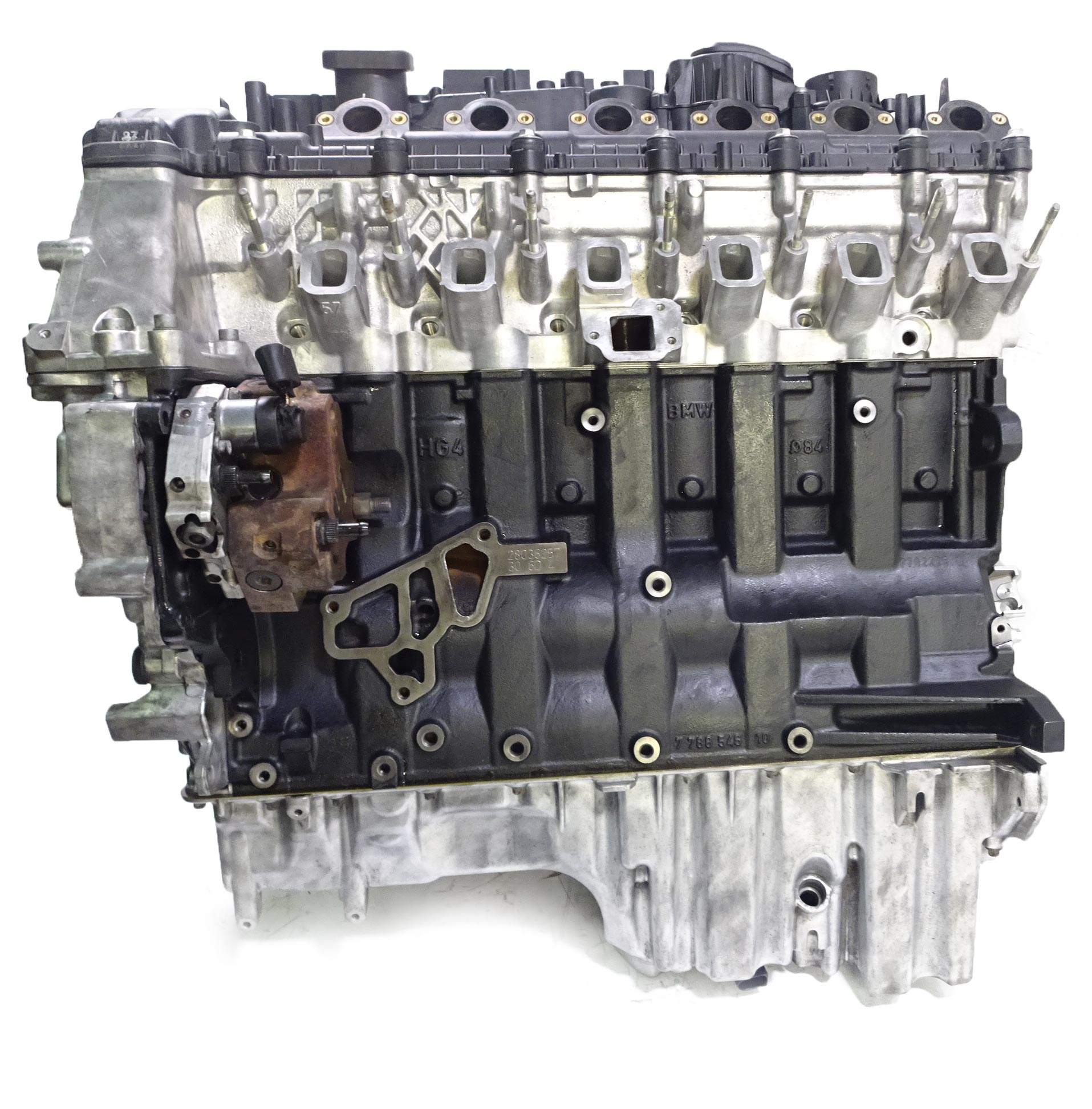Motor 2006 BMW 3,0 d Diesel M57D30 306D4