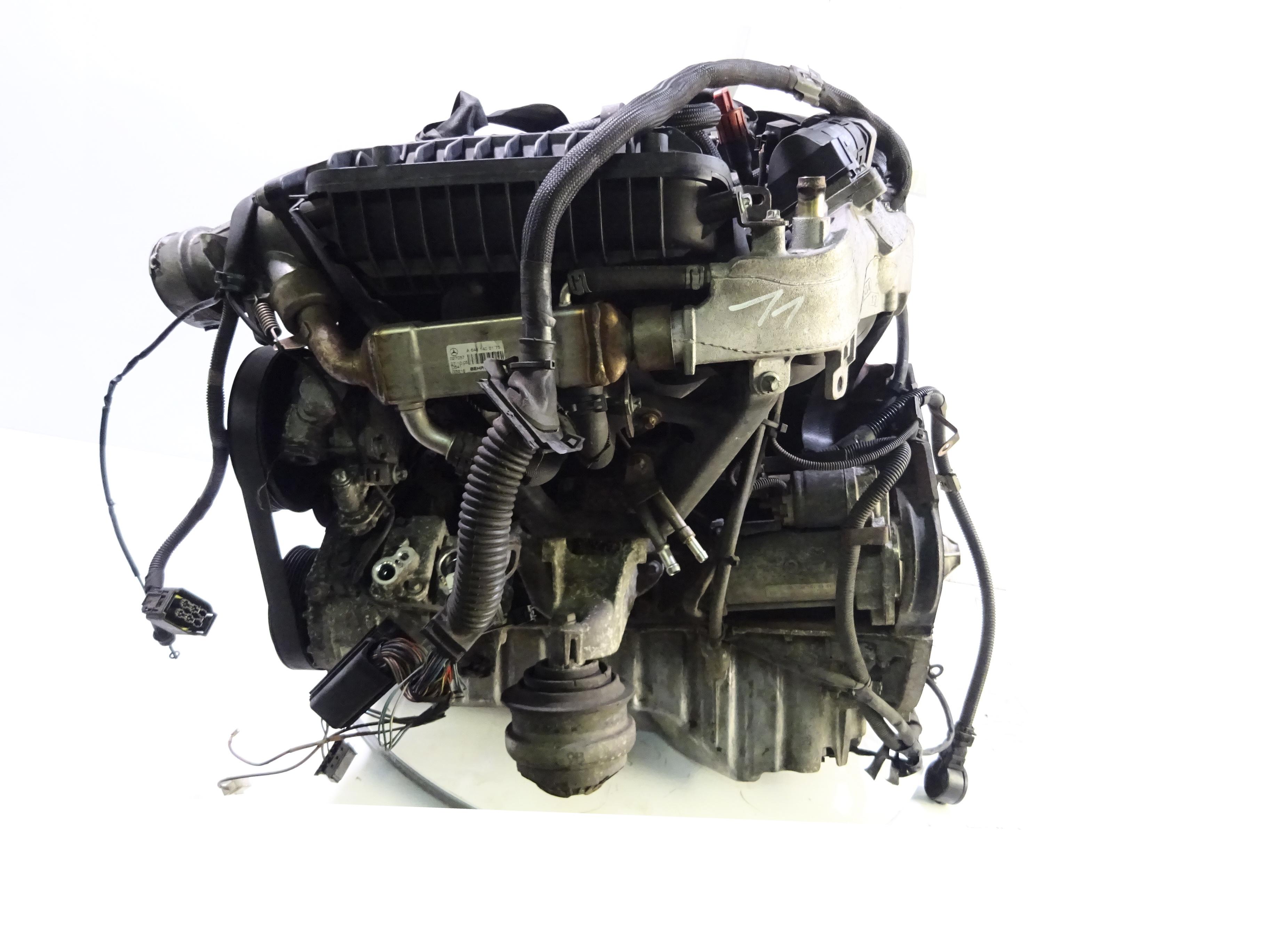 Motor 2006 für Mercedes Benz E-Klasse W211 S211 E220 E 220 2,2 CDI 646.961 OM646