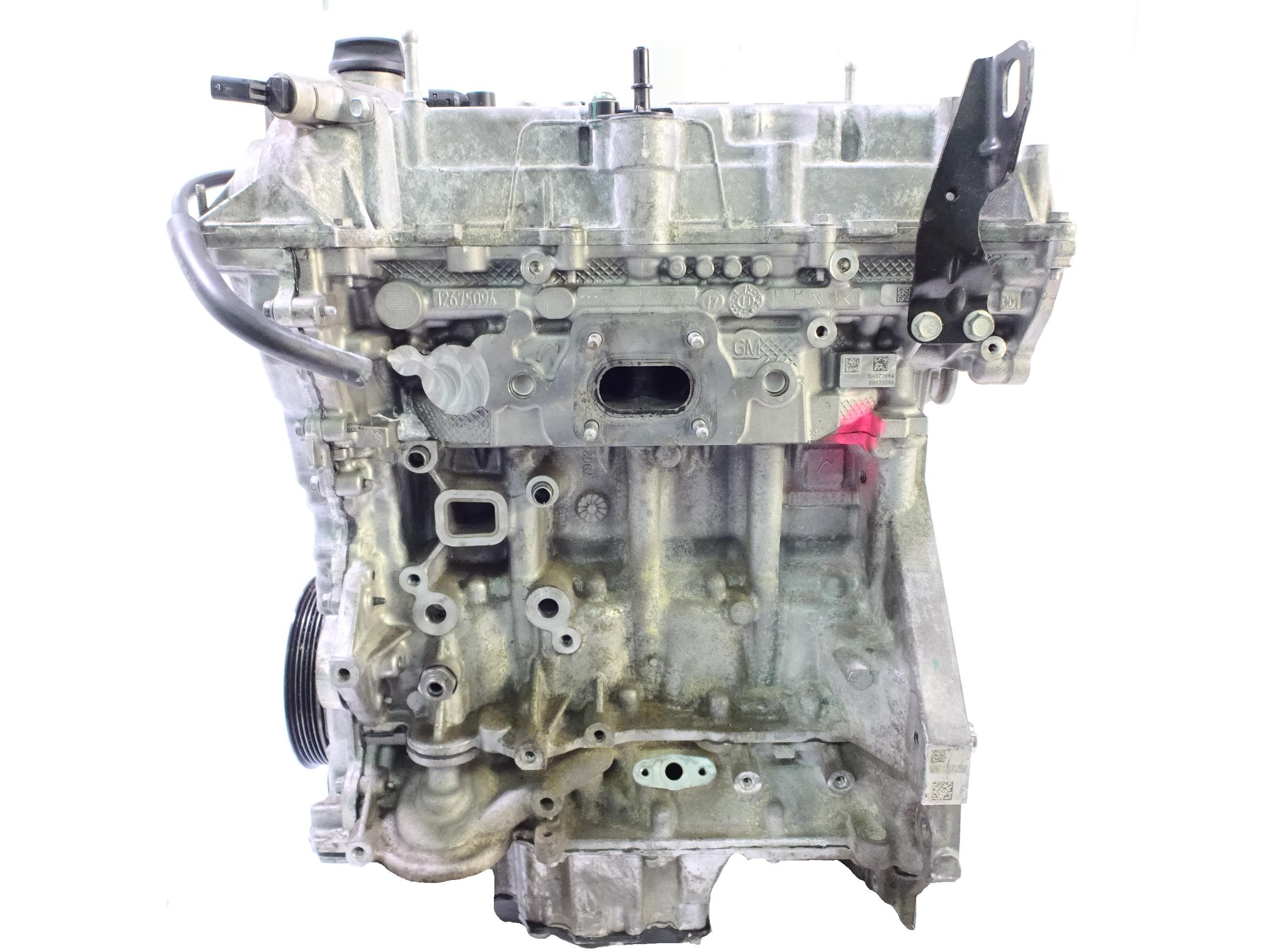 Motor 2016 Opel 1,4 T Turbo B14 B14XFT LE2