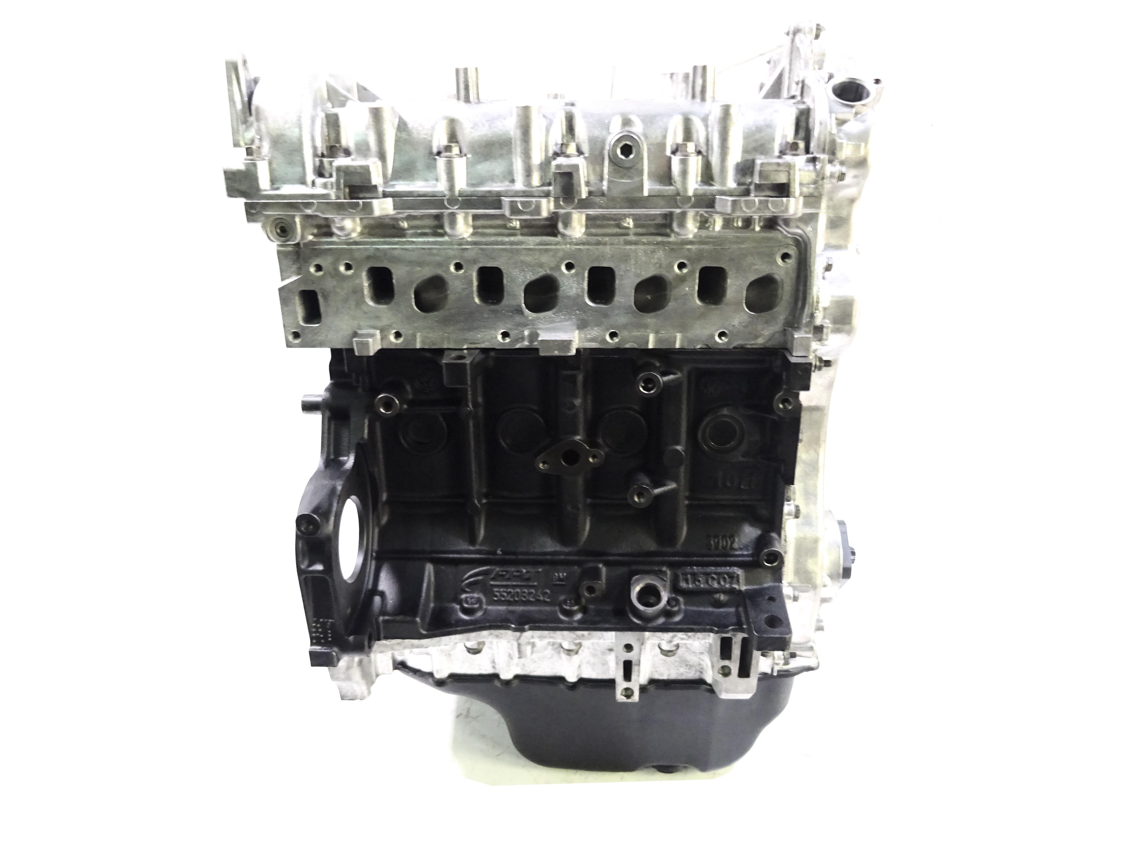 Motor für Fiat Doblo Strada Punto 1,3 D Multijet Diesel 223A9000