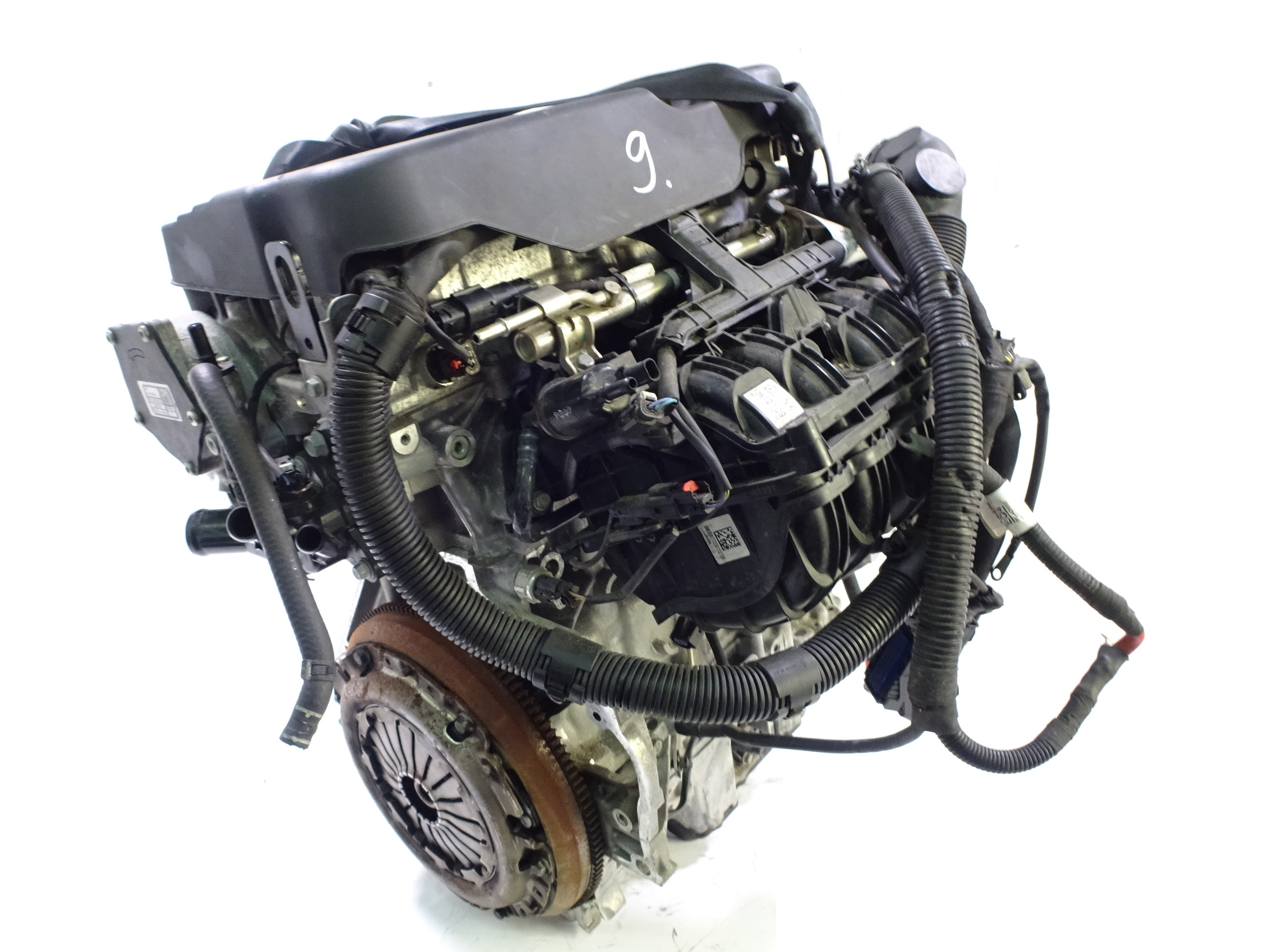 Motor 2016 Opel Astra K B16 1,4 B14XE LE2 100 PS