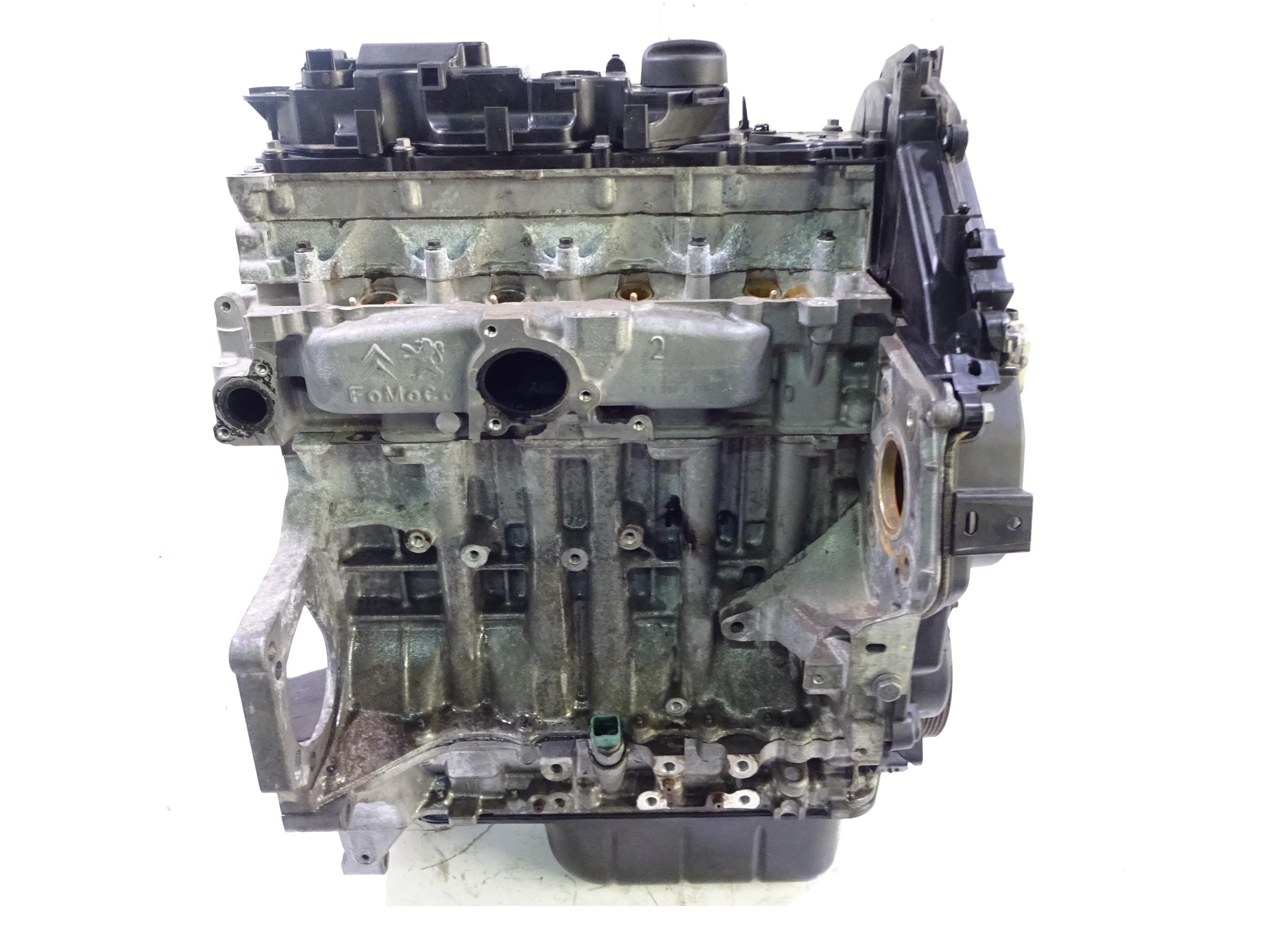 Motor 2012 Citroen DS4 1,6 HDi D Diesel 9HR DV6C 9H05 112 PS