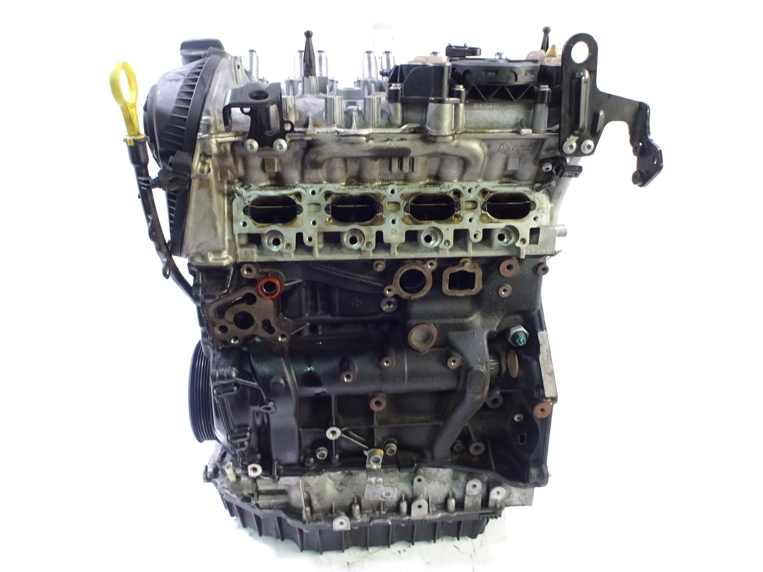 Motor 2016 Audi A1 S1 2,0 TFSI Benzin quattro CWZ CWZA 231 PS