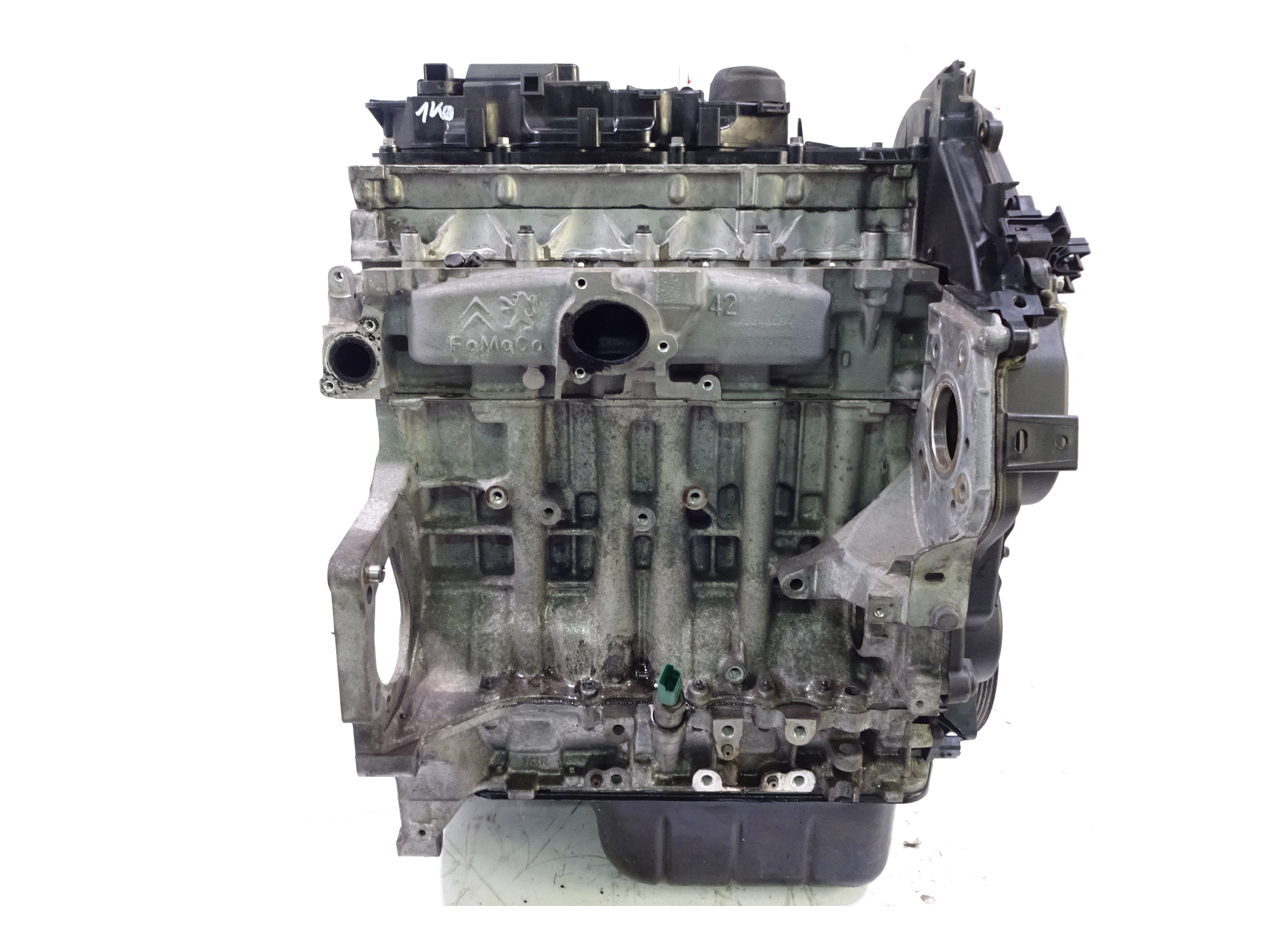 Motor 2012 Citroen Peugeot C3 C4 DS3 DS4 208 308 1,6 HDi Diesel 9HD DV6C 9H05