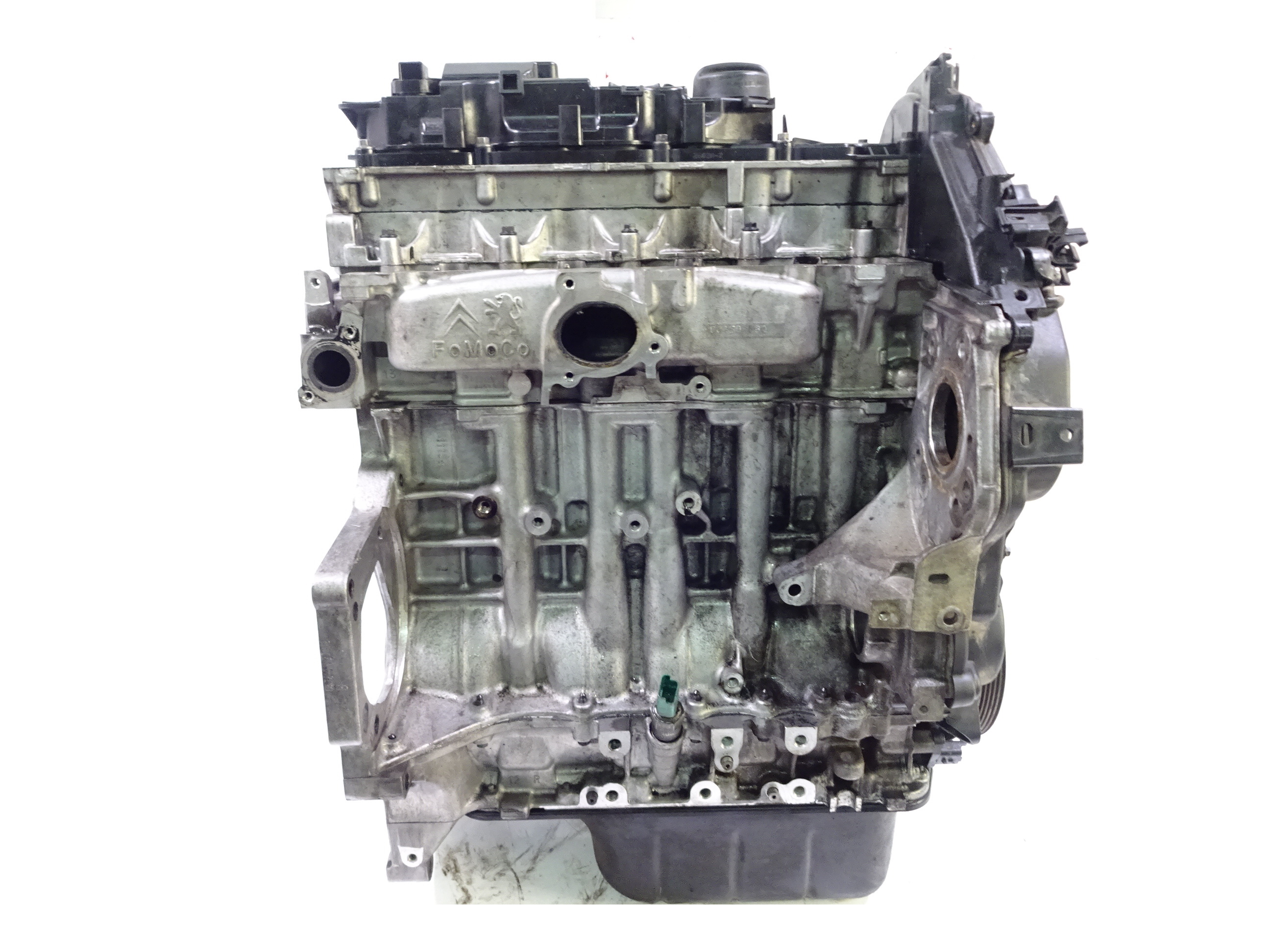 Motor 2013 Citroen C4 Picasso 1,6 HDi Diesel 110 9HR DV6C 9H05