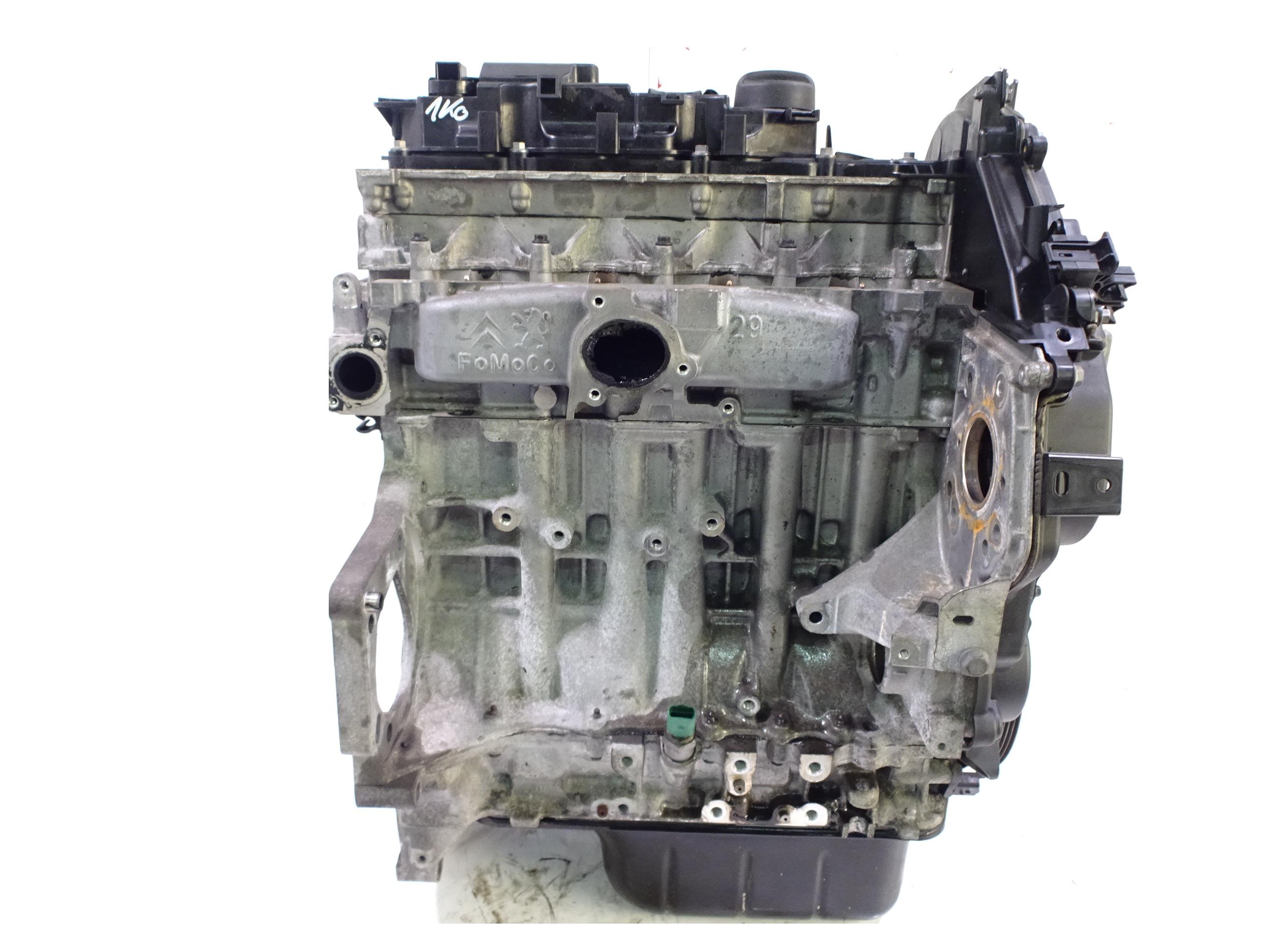 Motor 2011 Citroen C4 Picasso 1,6 HDi Diesel 9HR DV6C 9H05