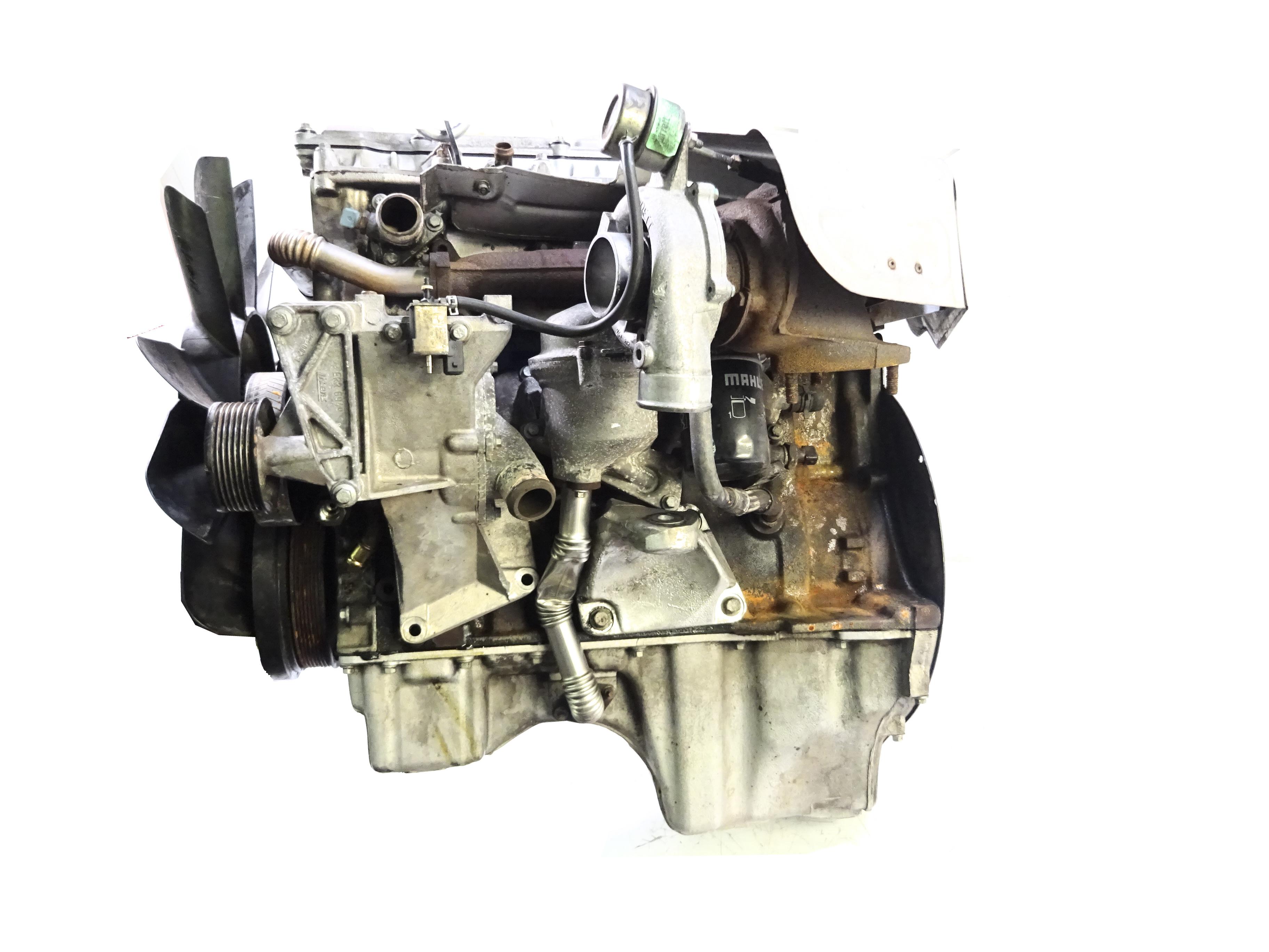 Motor 2004 für Land Rover Discovery MK2 L318 LT 2,5 Td5 D Diesel 15P