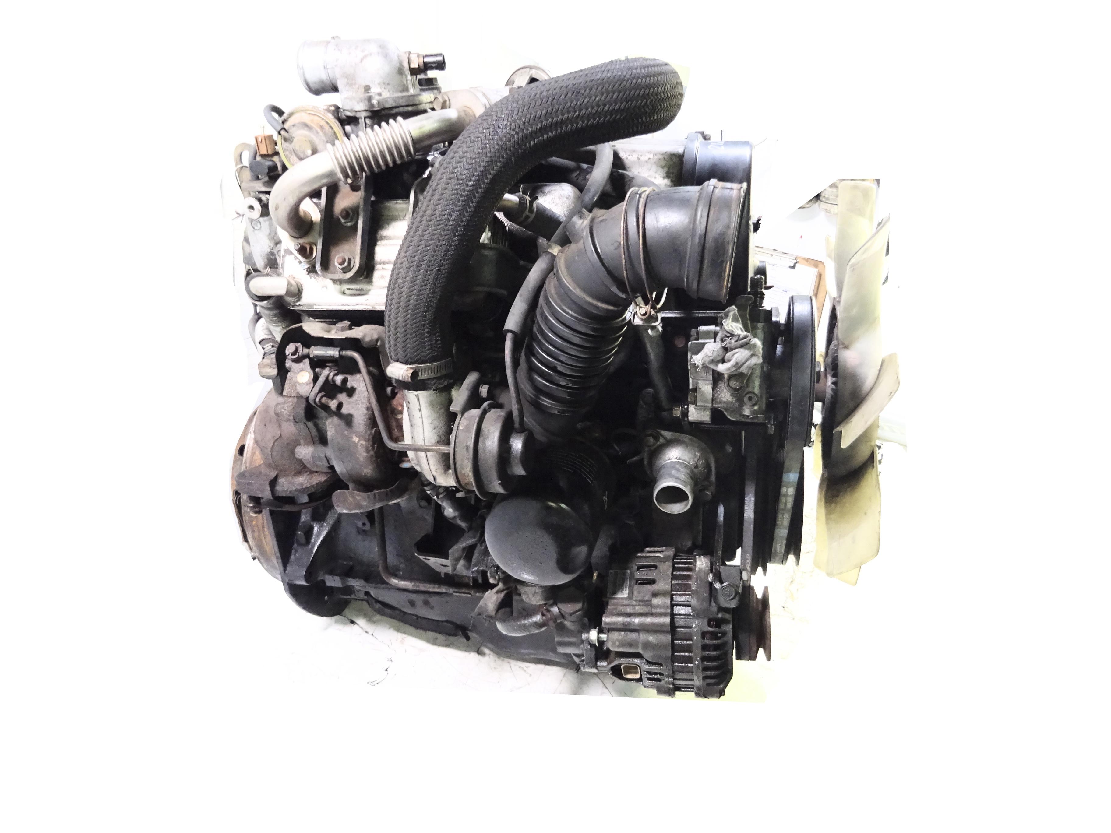 Motor 2006 für Mitsubishi Pajero Shogun 2,5 TDi Diesel 4D56 4D56-T