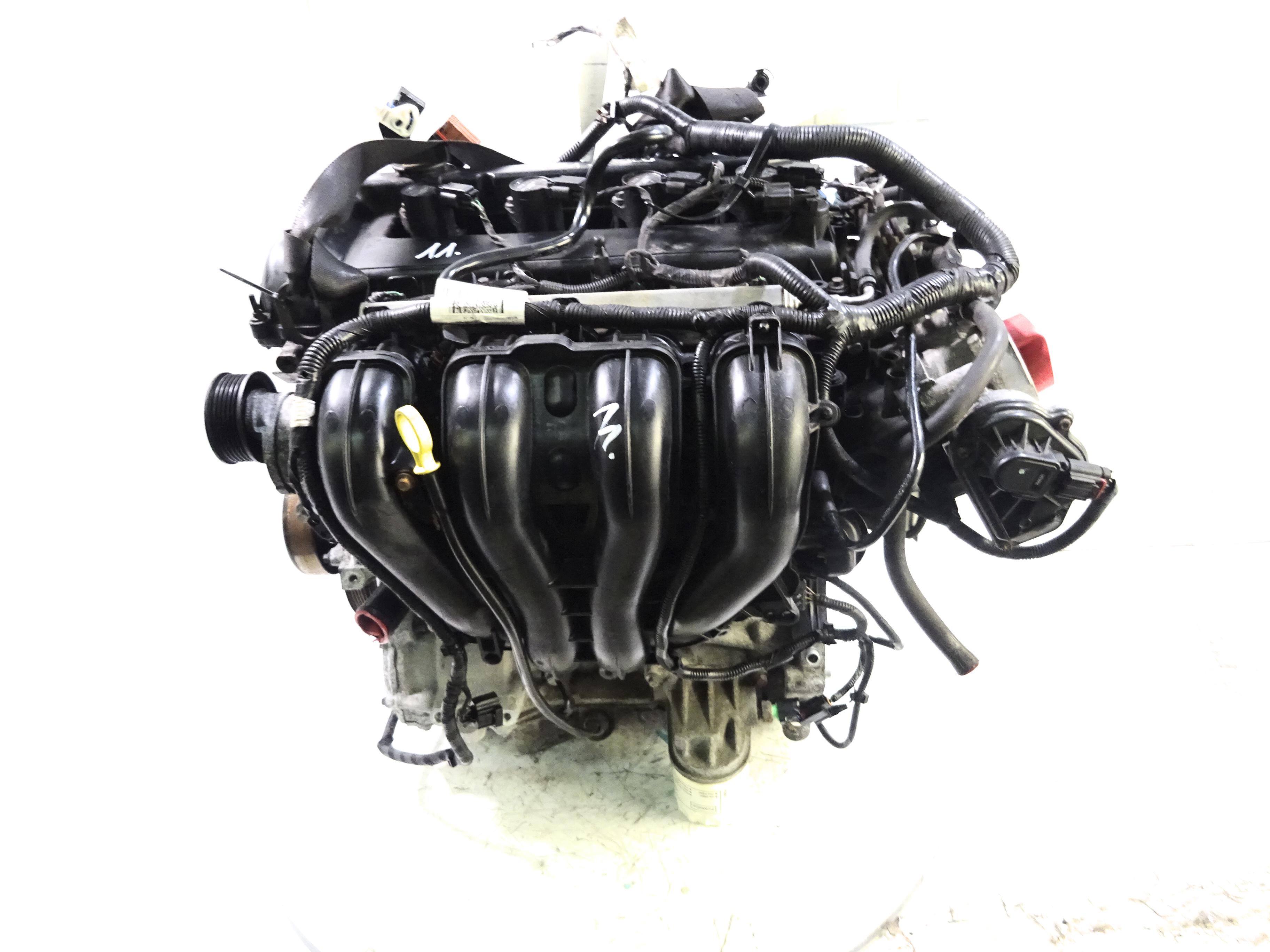 Motor 2007 für Ford Focus MK2 II 1,8 Flexifuel QQDB 133.000 KM