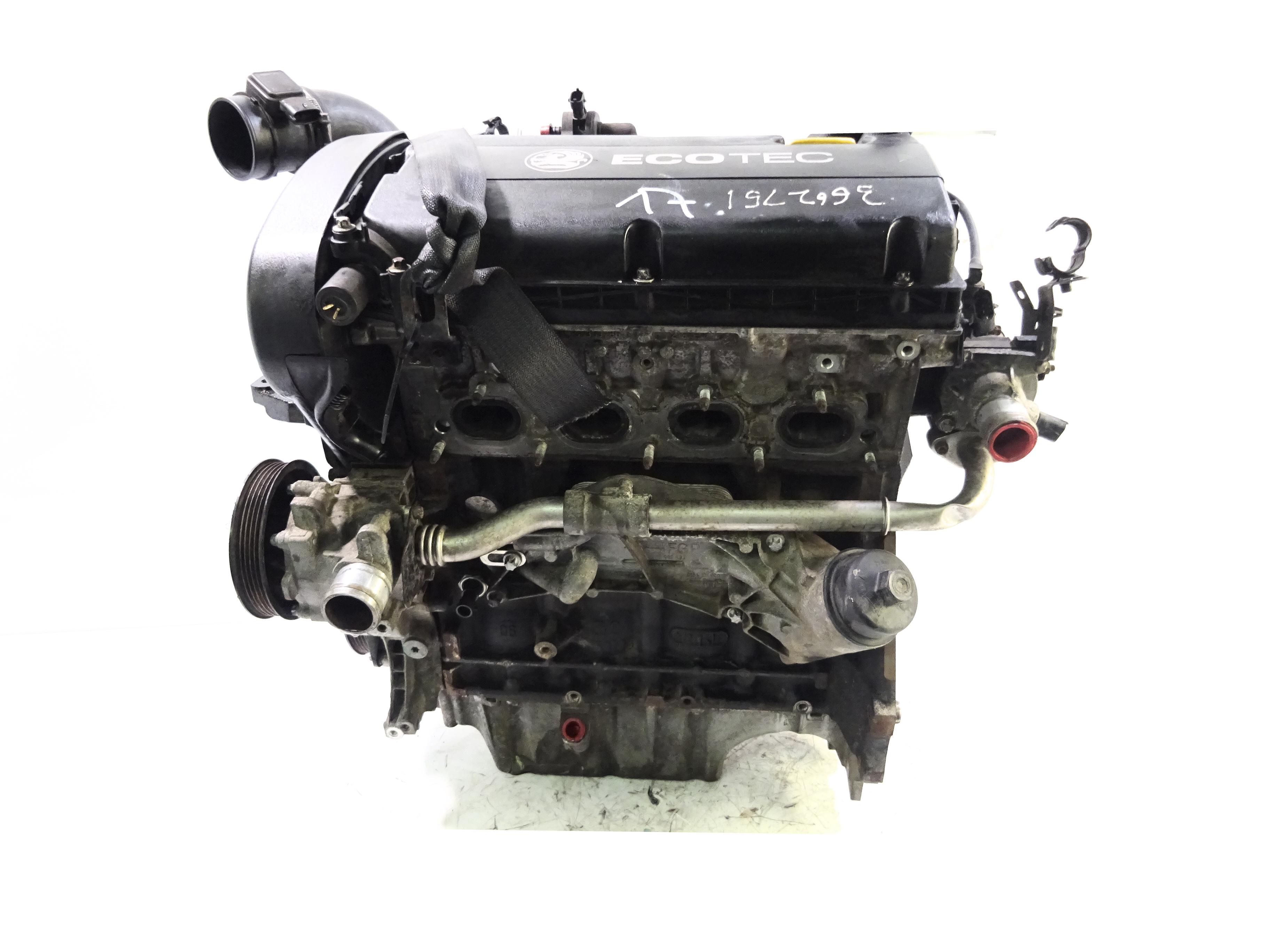 Motor 2007 für Opel Astra H 1,8 Benzin Z18XER Z18 118.000 KM