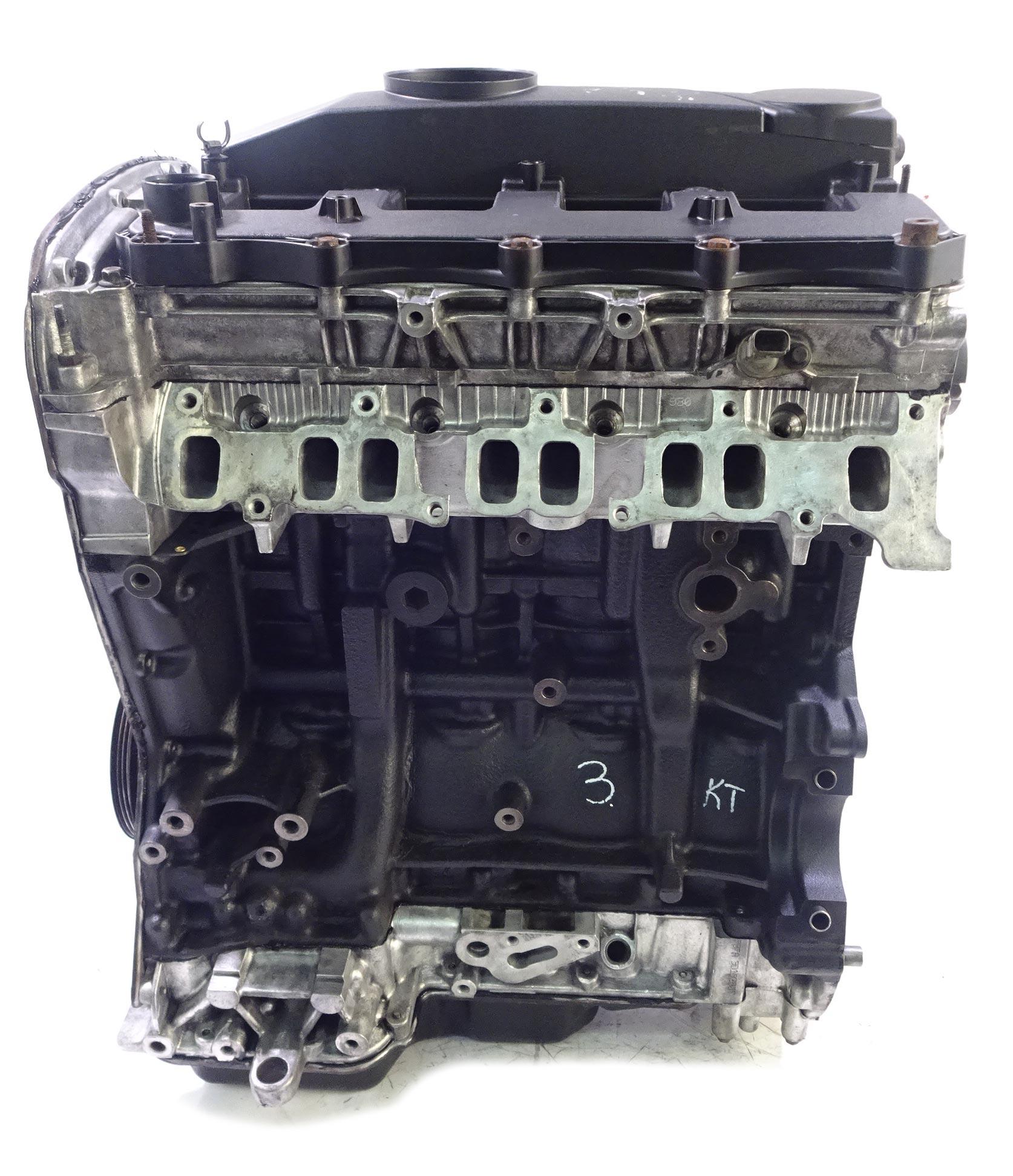 Motor 2010 Ford 2,2 TDCi Diesel P8FA Kettensatz NEU 85 PS
