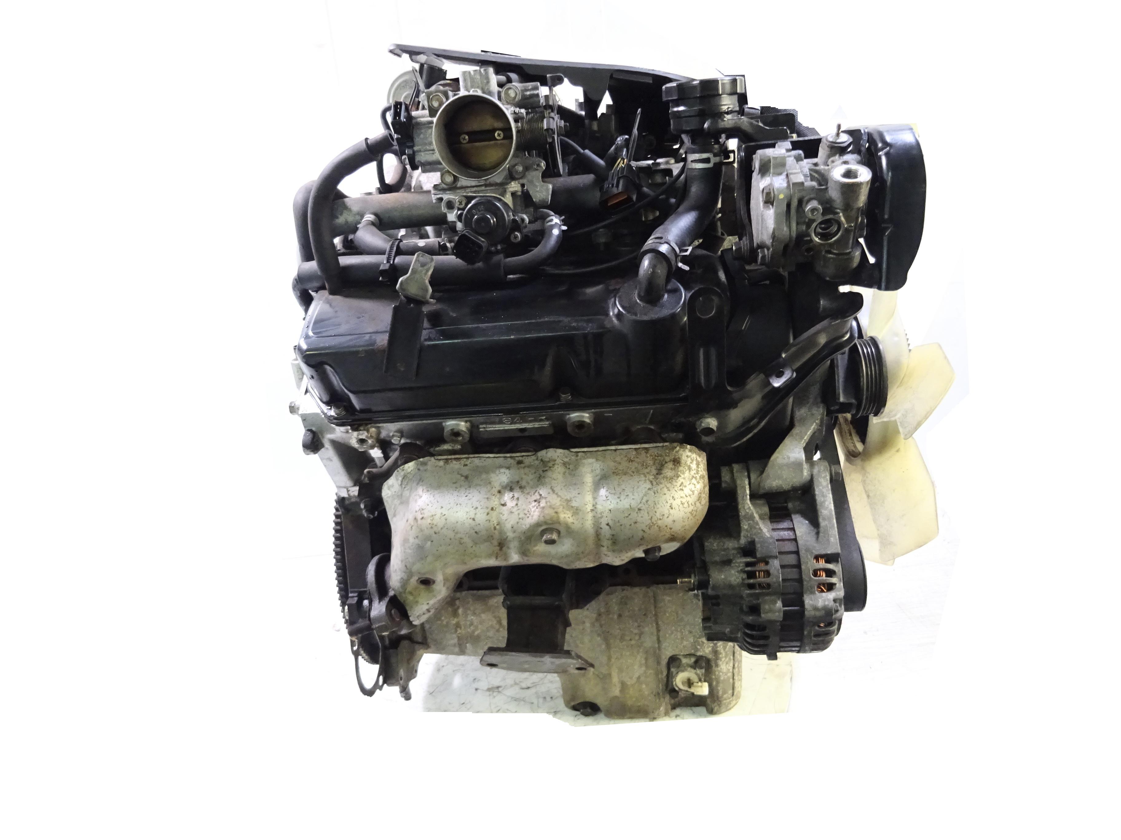 Motor 2003 für Mitsubishi Pajero Sport Shogun 3,0 V6 6G72 SOHC 24V