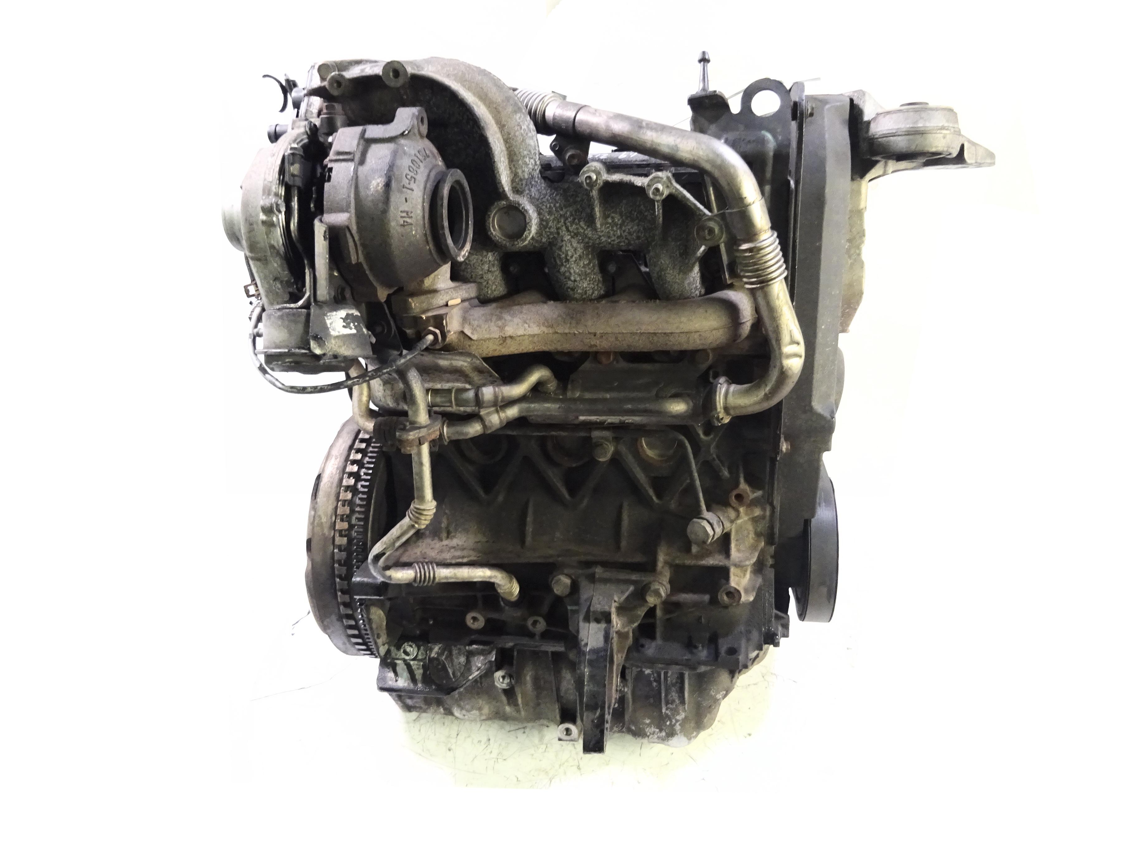 Motor 2006 für Renault Laguna MK2 II 1,9 dCi Diesel F9Q758 F9Q