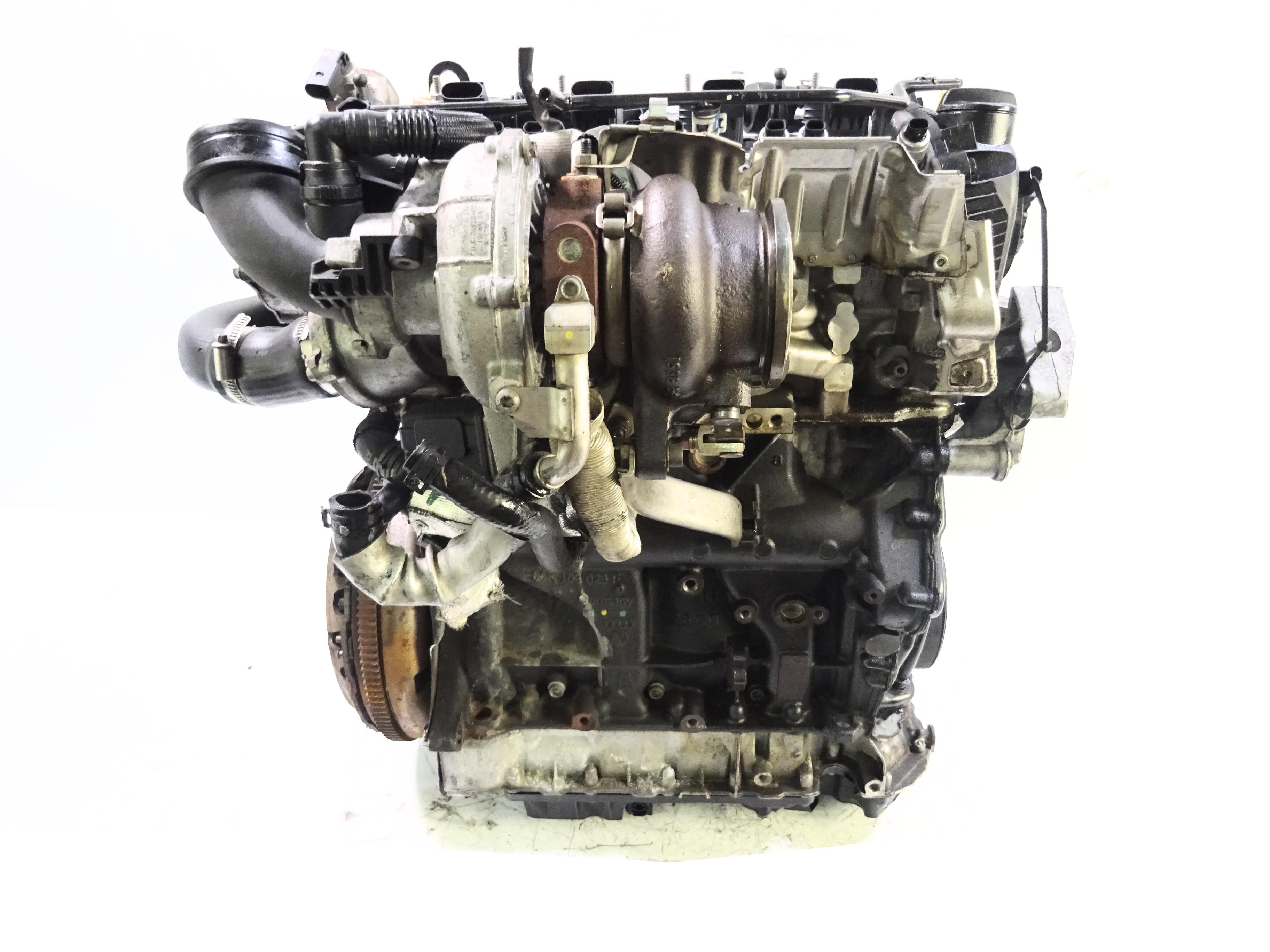 Motor für Audi A3 S3 8V 2,0 TFSI CJX CJXB CJXF