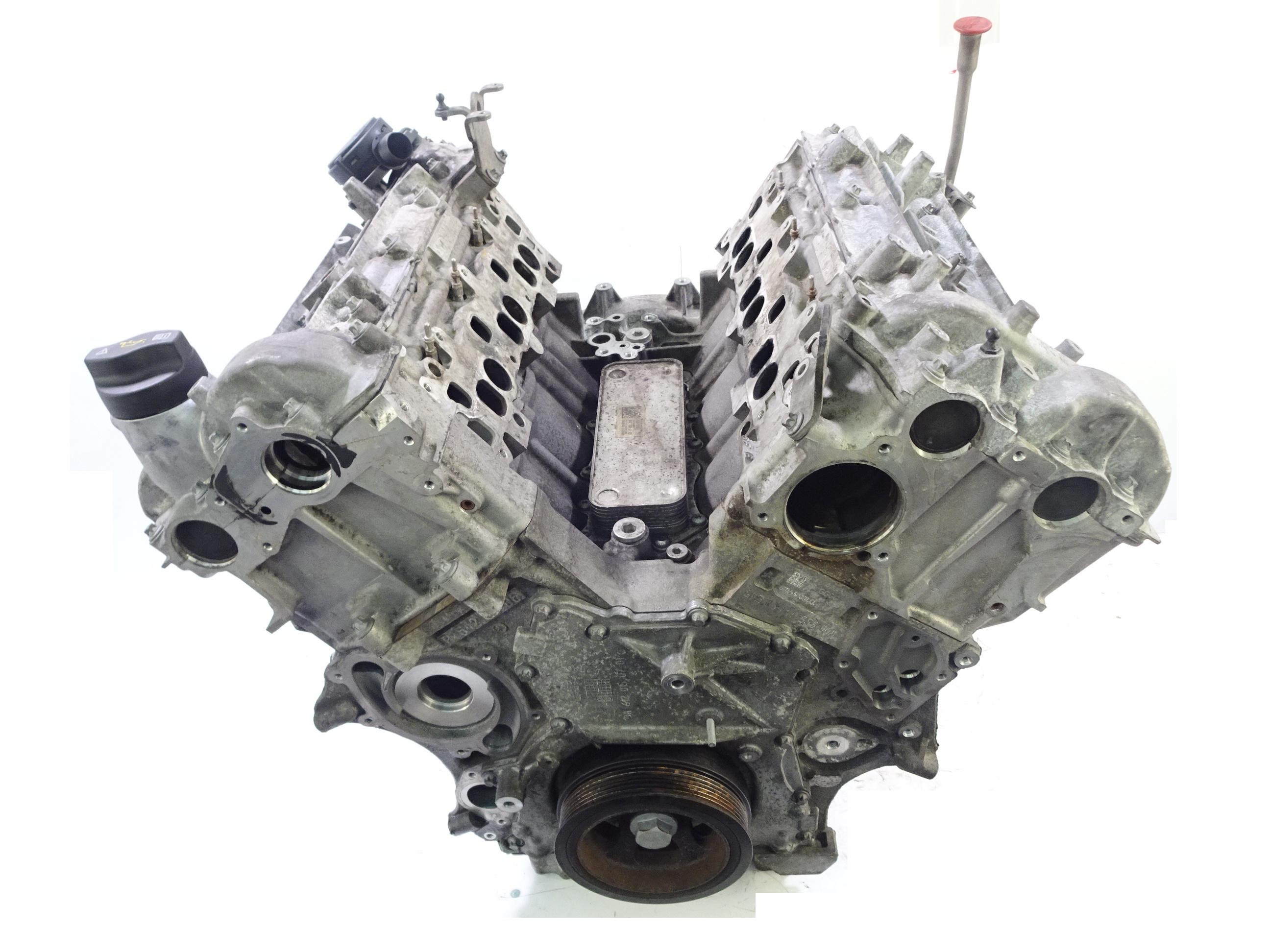 Motor 2009 Mercedes Benz 3,0 CDI Diesel 642.836 OM642 DE335077