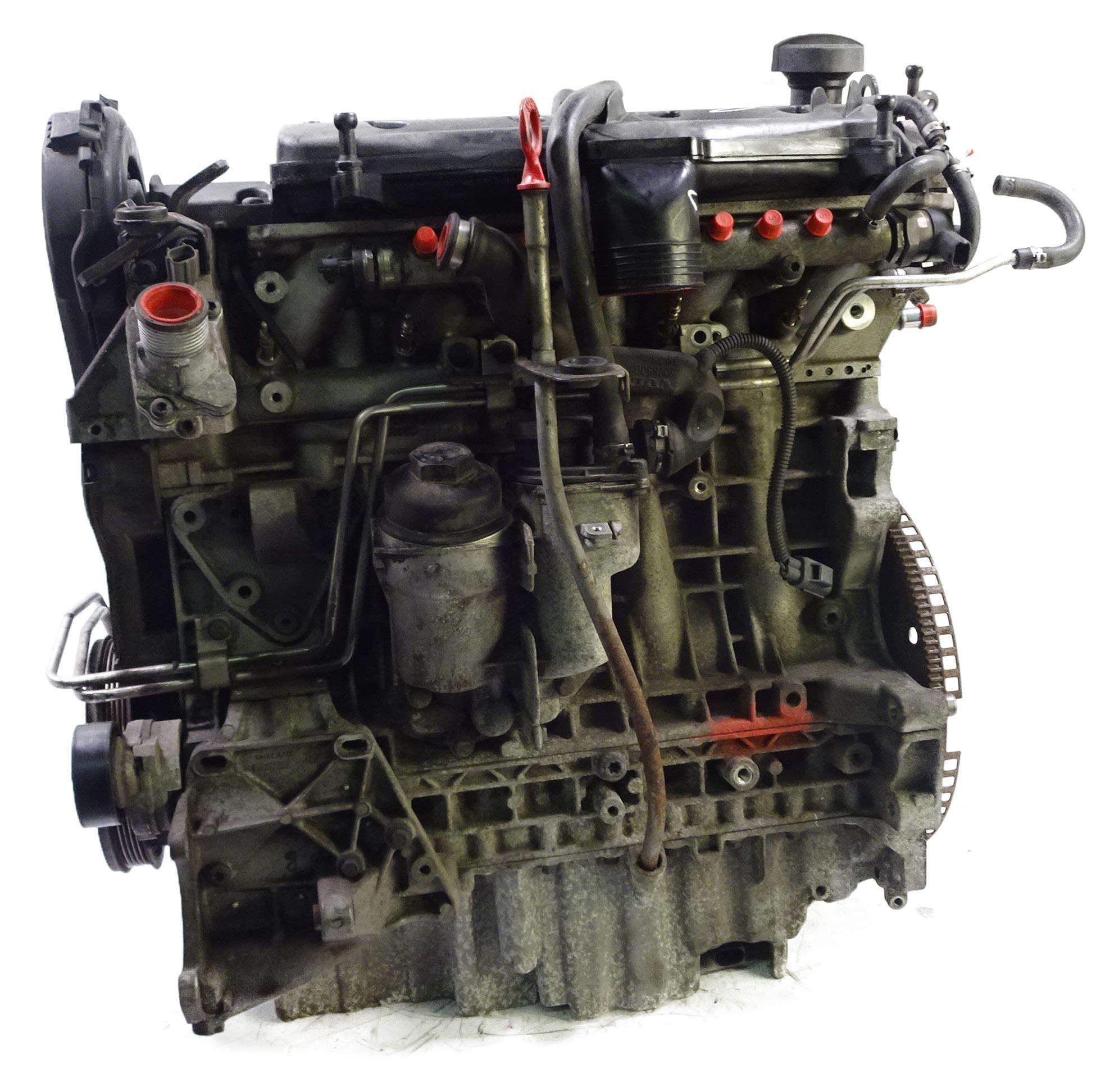 Motor 2007 Volvo 2,4 D5 Diesel D5244T4 185 PS 136 KW