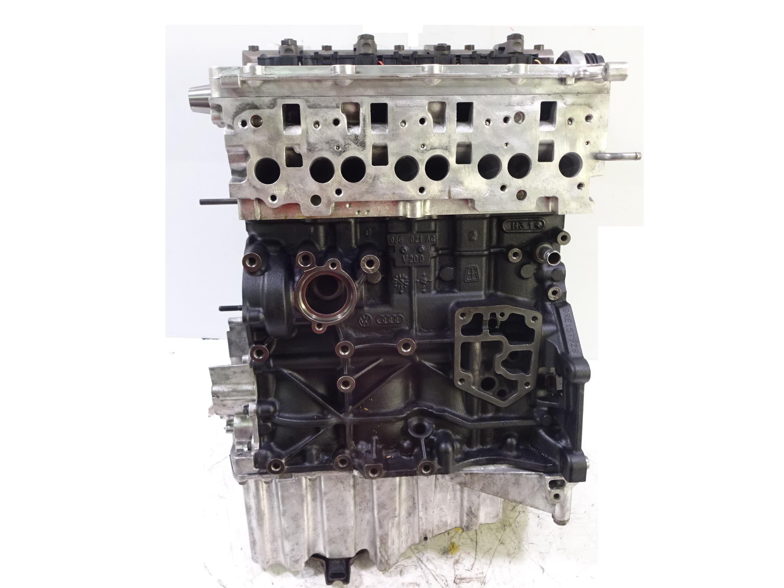 Motor 2006 Audi 2,0 TDI Diesel BRE Kopf geplant Dichtung NEU 140 PS