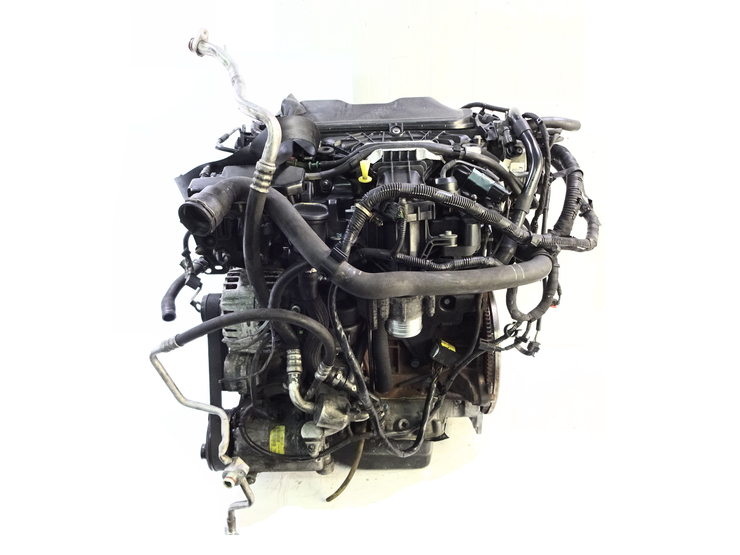Motor 2010 Ford Galaxy S-Max 2,0 TDCI Diesel UFWA 140 PS