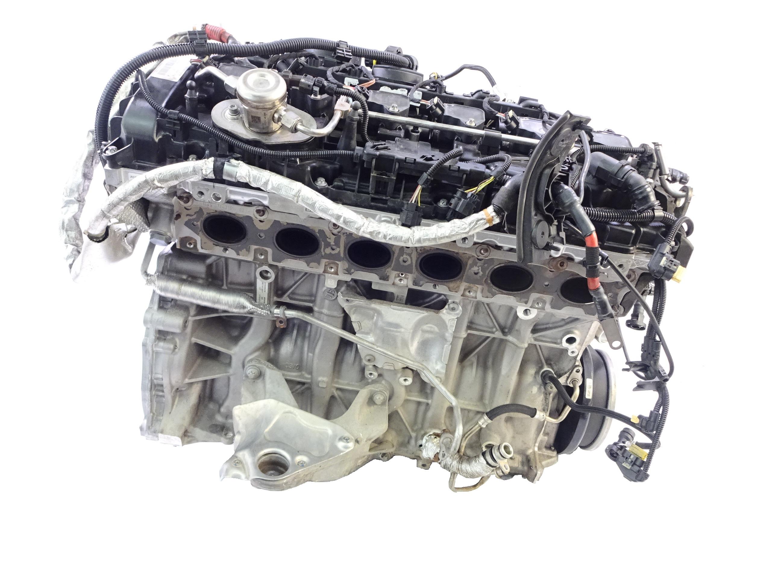 Motor 2016 BMW F30 F31 F32 F33 F34 F35 F36 340i 440i 3,0 B58 B58B30A 326 PS