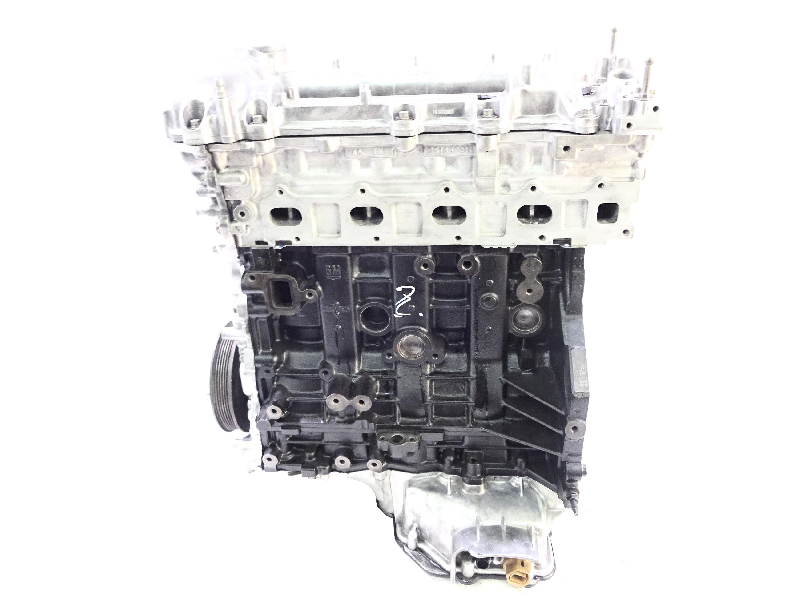 Motor 2014 Chevrolet Cruze 2,0 CDI Z20D1 Dichtung Lagerschalen Kettensatz NEU